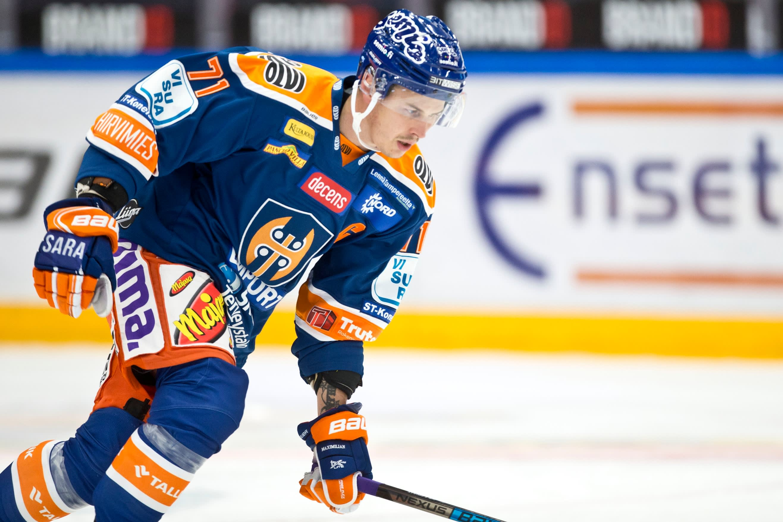 Kristian Kuusela #71, Tappara