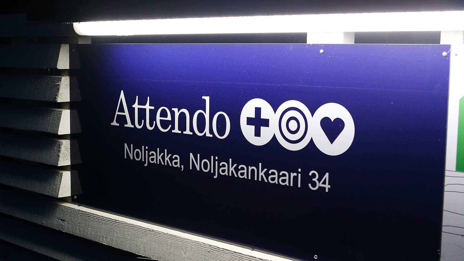Attendo on Suomen suurimpia terveys- ja hoiva-alan yrityksiä.