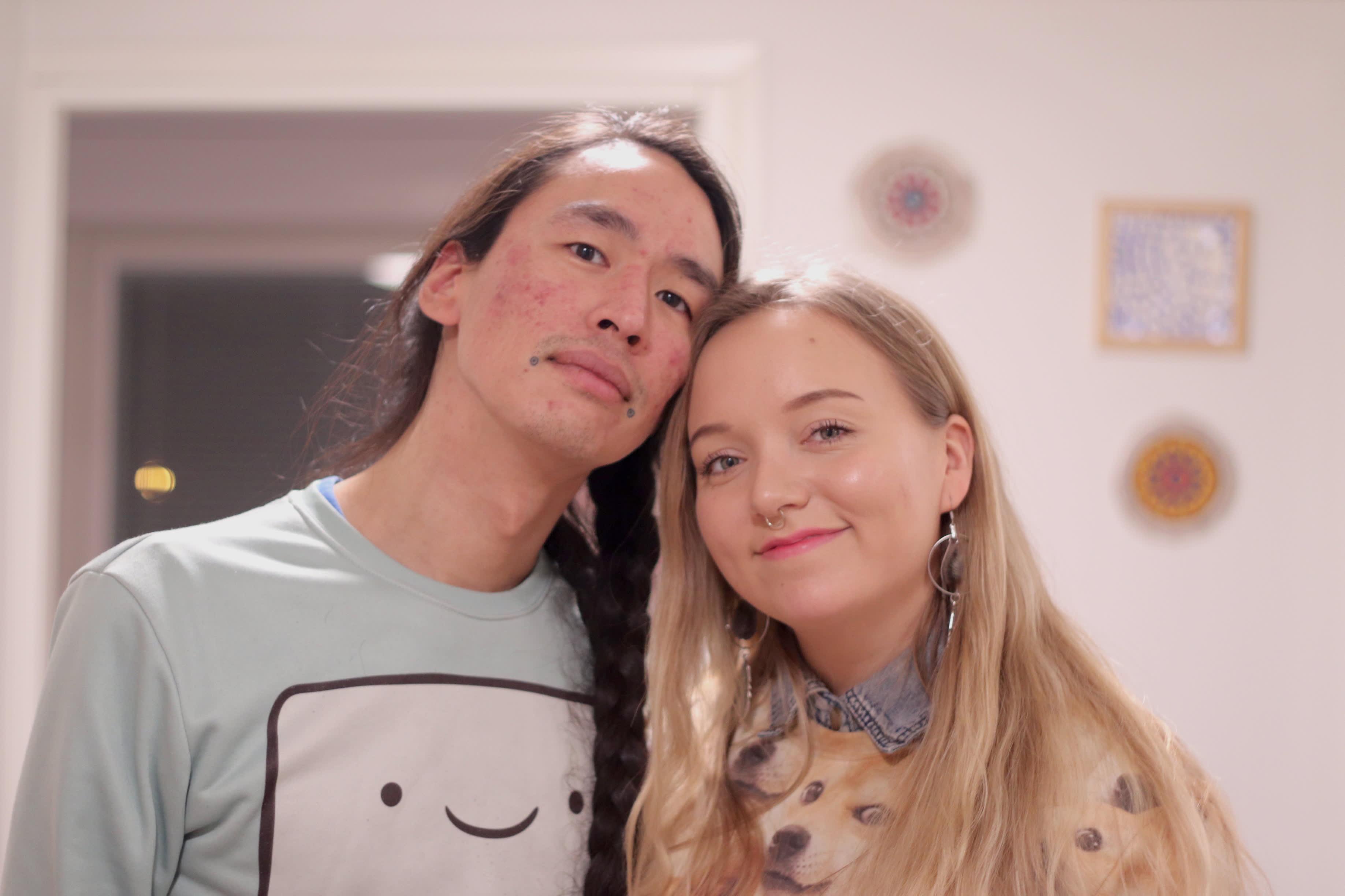 gearddit, Aqqalu Berthelsen, Sunna Nousuniemi