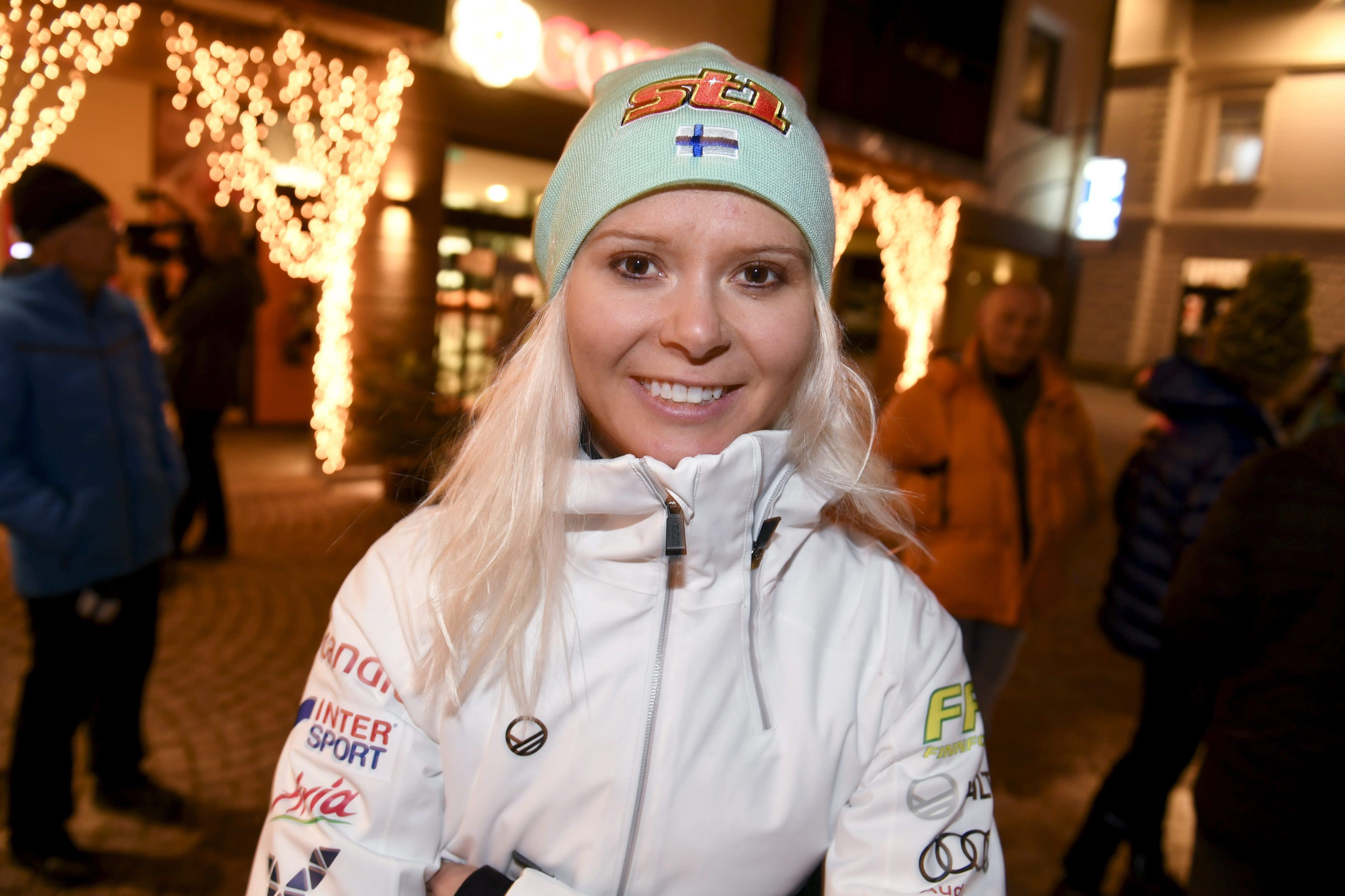 Mari Eder Tour de Skillä.