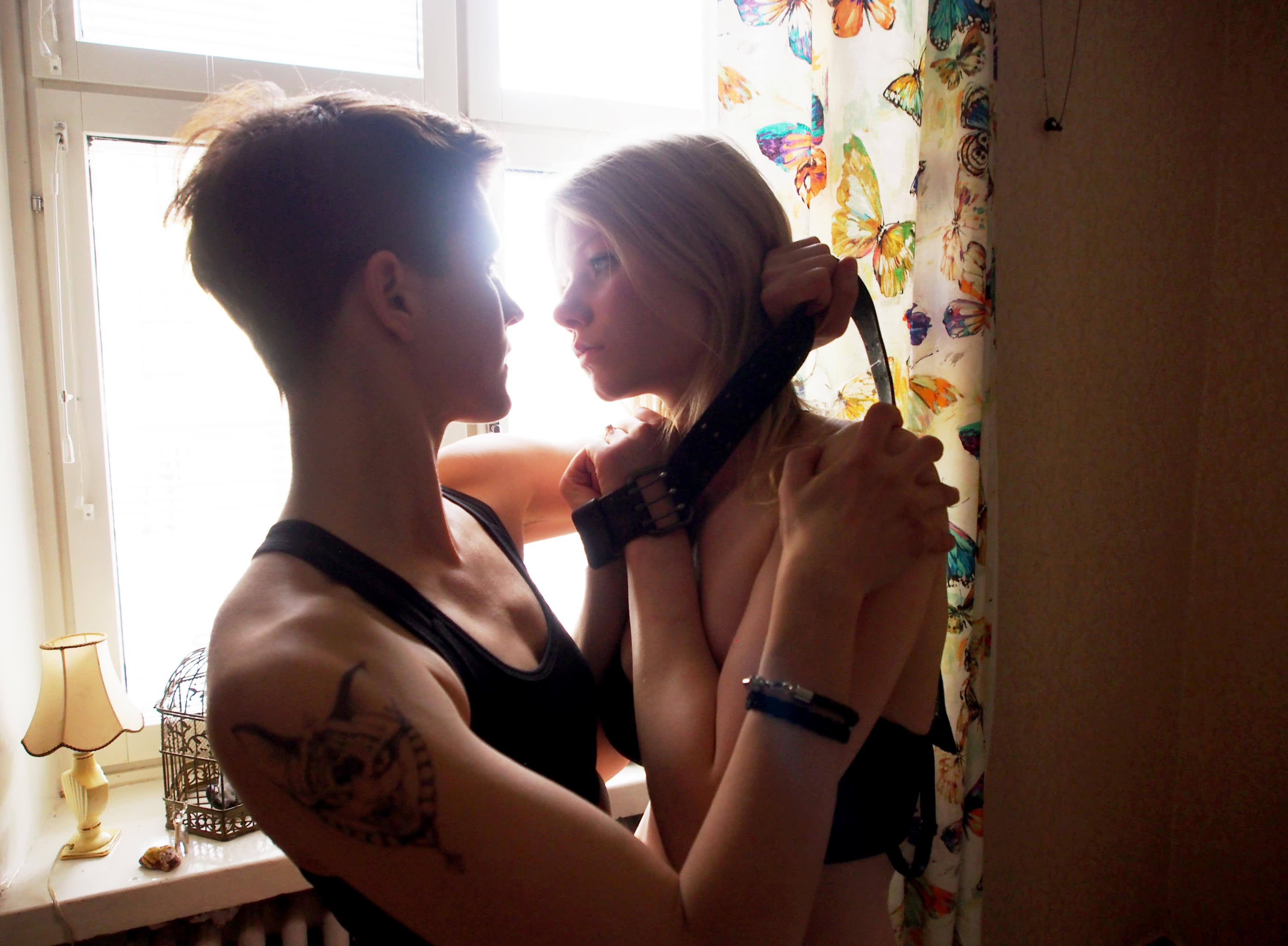 Maria Ylipää ja Roosa Söderholm