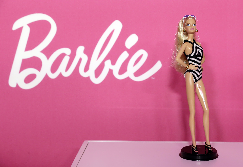 Ikoninen Barbie-nukke juhlii 60-vuotista ikäänsä 9.3.2019.
