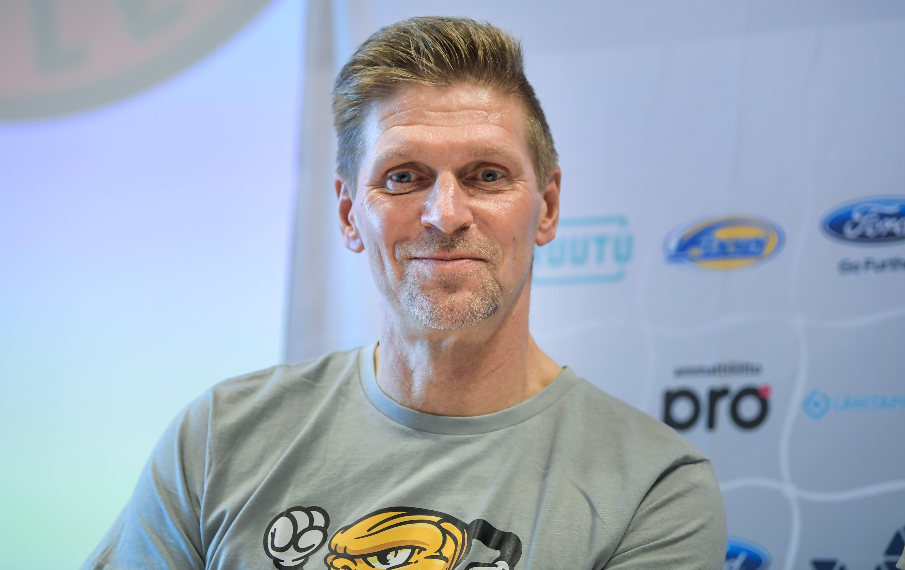 Jukka Tuovinen, Savo Volley