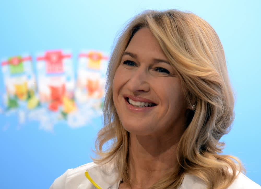 Steffi Graf kuvassa