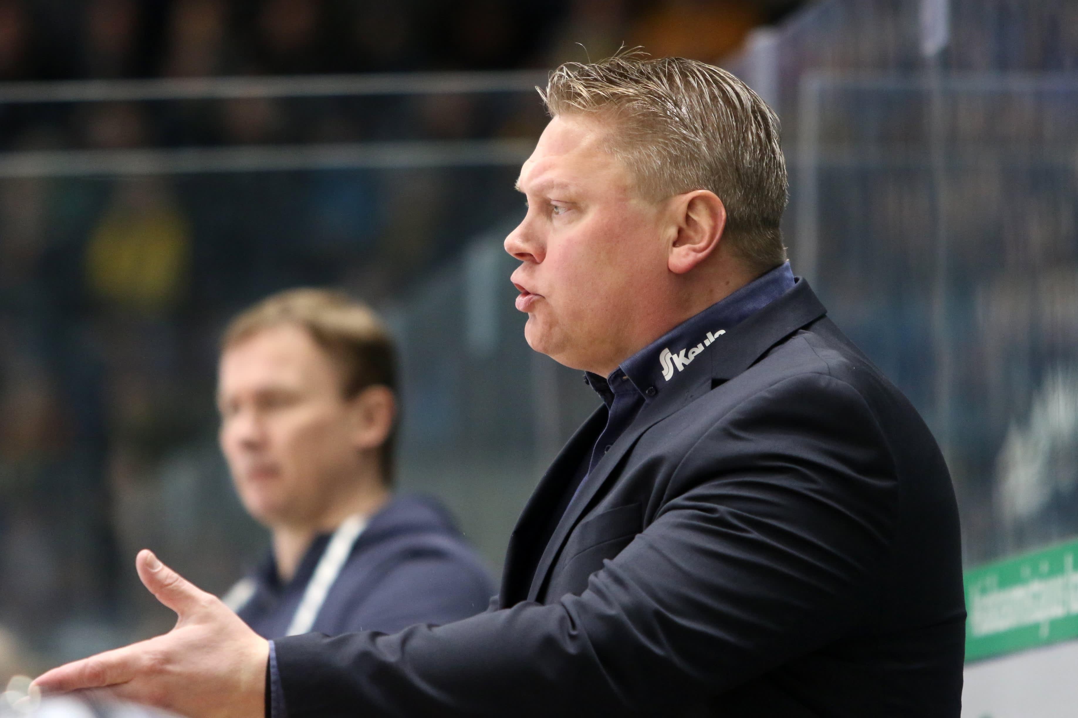 Pekka Virta, Lukko-valmentaja