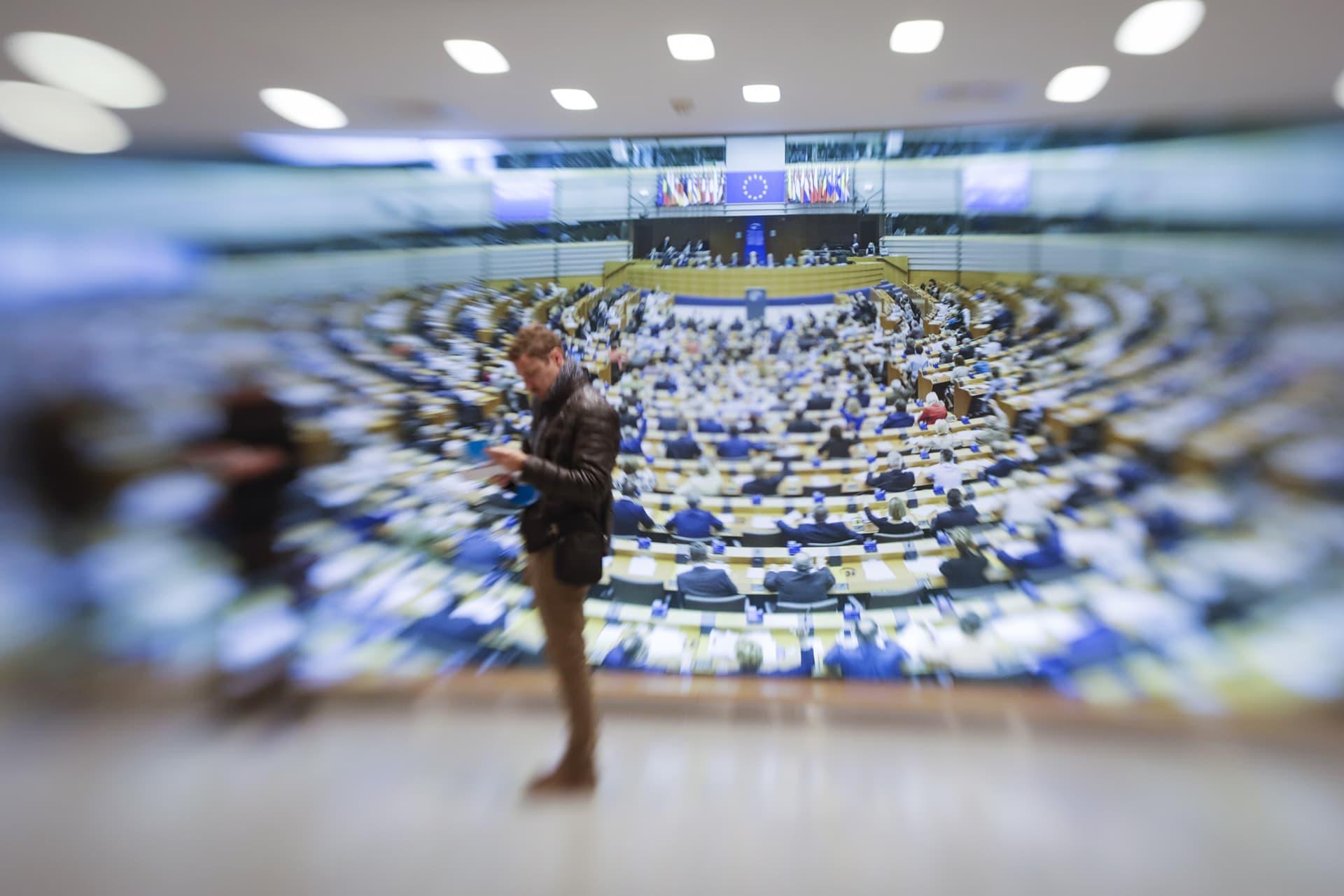 euroopan parlamentti