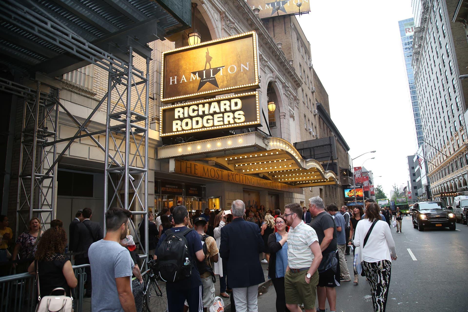 Richard Rodgers teatteri.