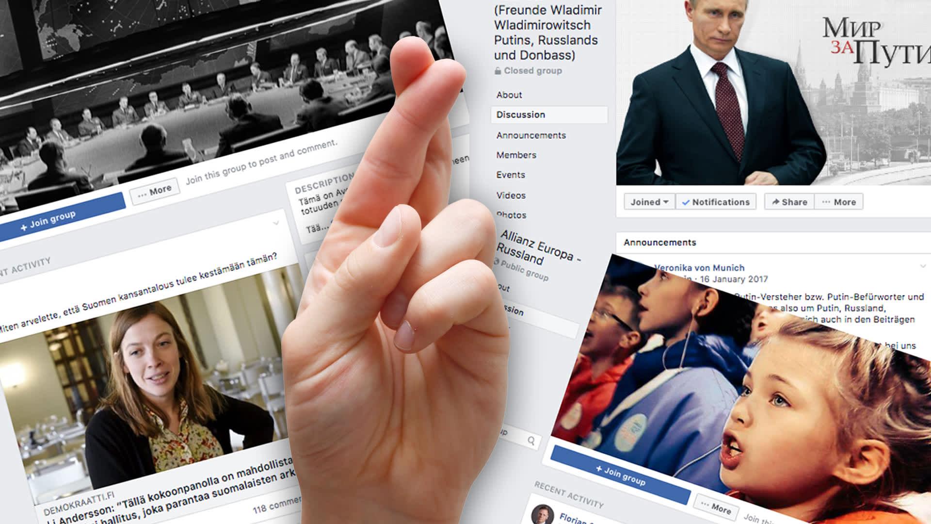 Uudet viestintäteknologiat helpottavat myös valeuutisten levittämistä.