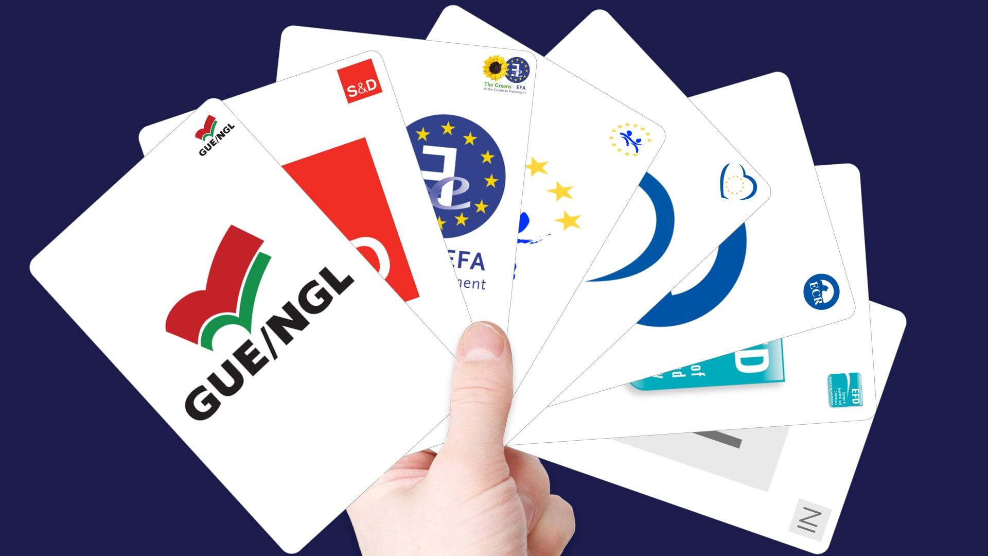 EU-Ryhmäkone