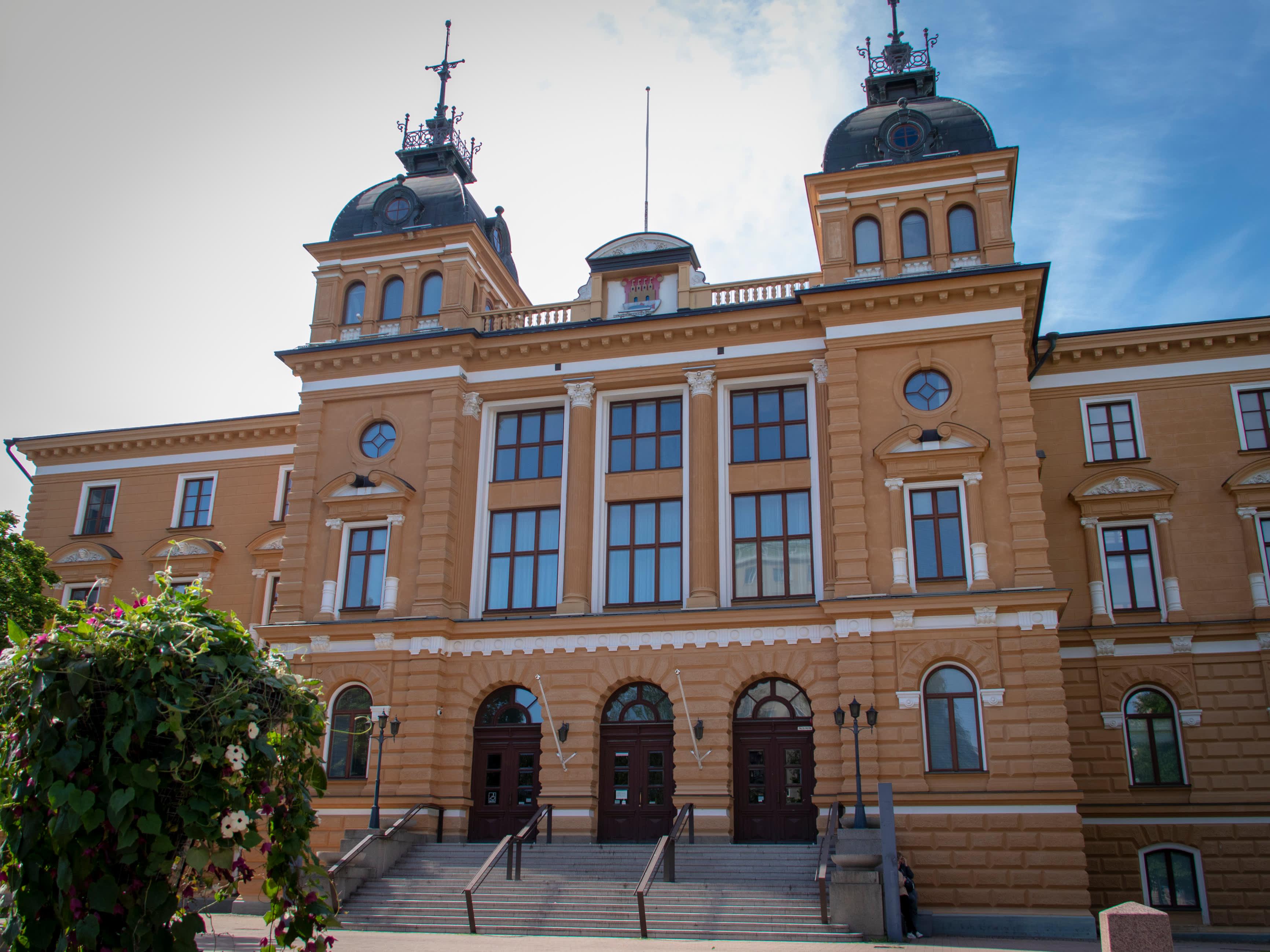 kaupungintalo