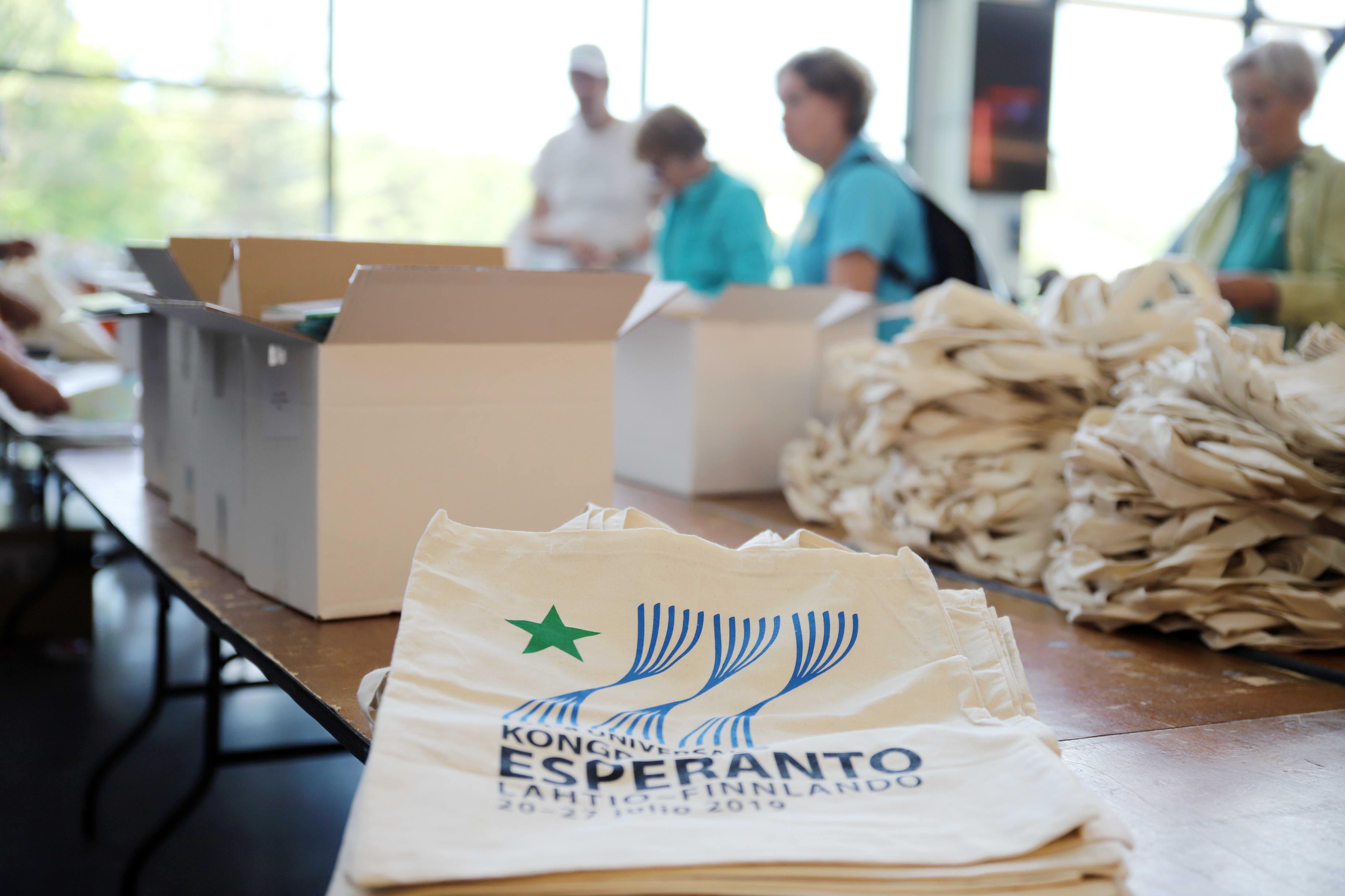 Esperanton maailmankongressi Lahdessa