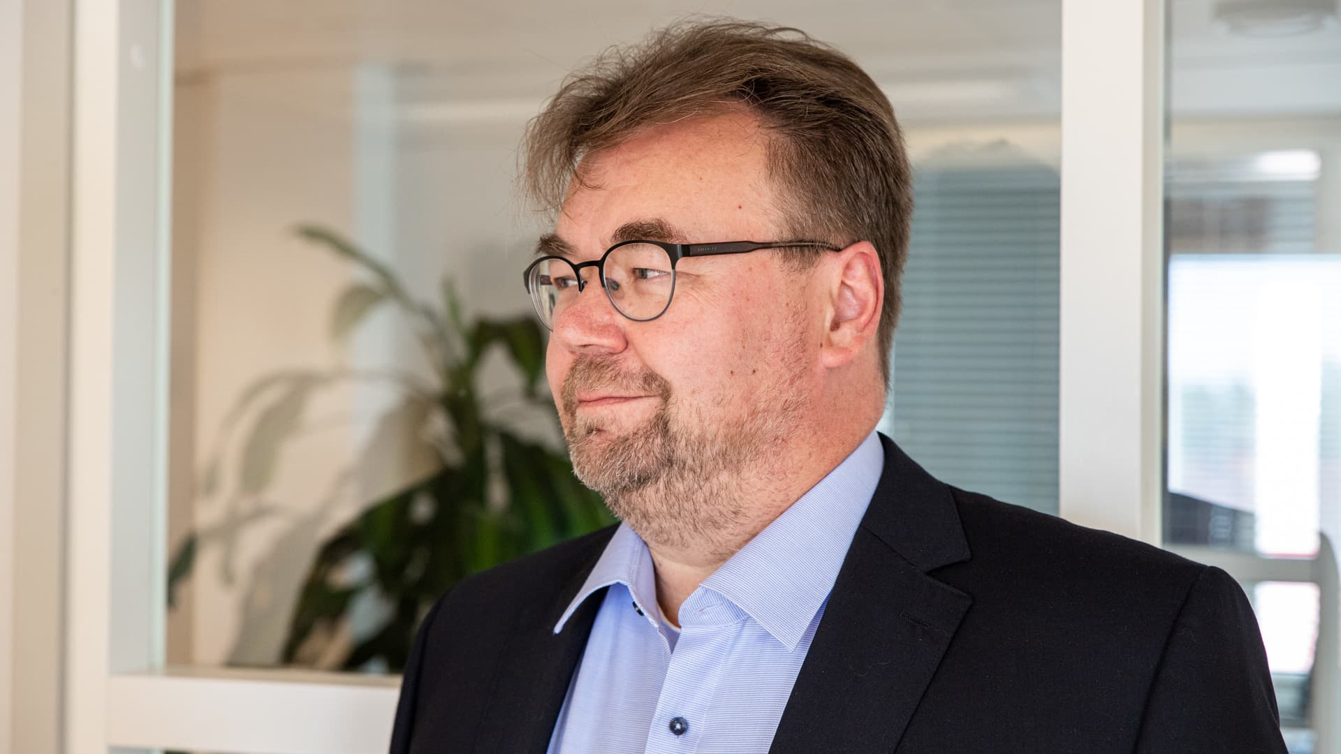 Eksoten toimitusjohtaja Timo Saksela