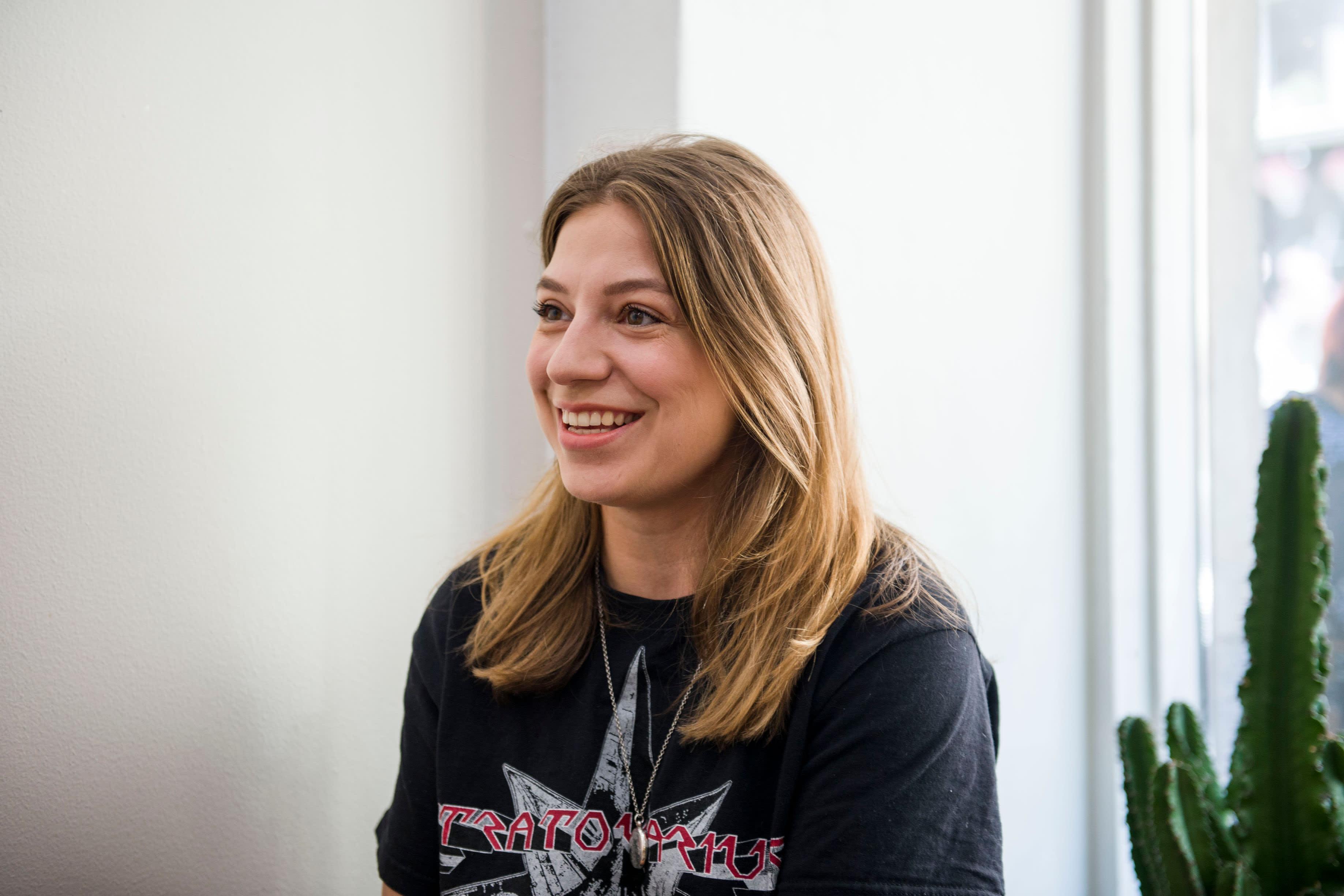 kapellimestari Dalia Stasevska Helsingissä ke 31.7.2019