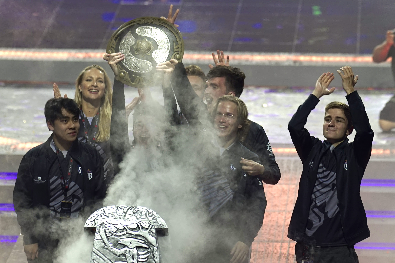 OG voittaa The Internationalin 2019.
