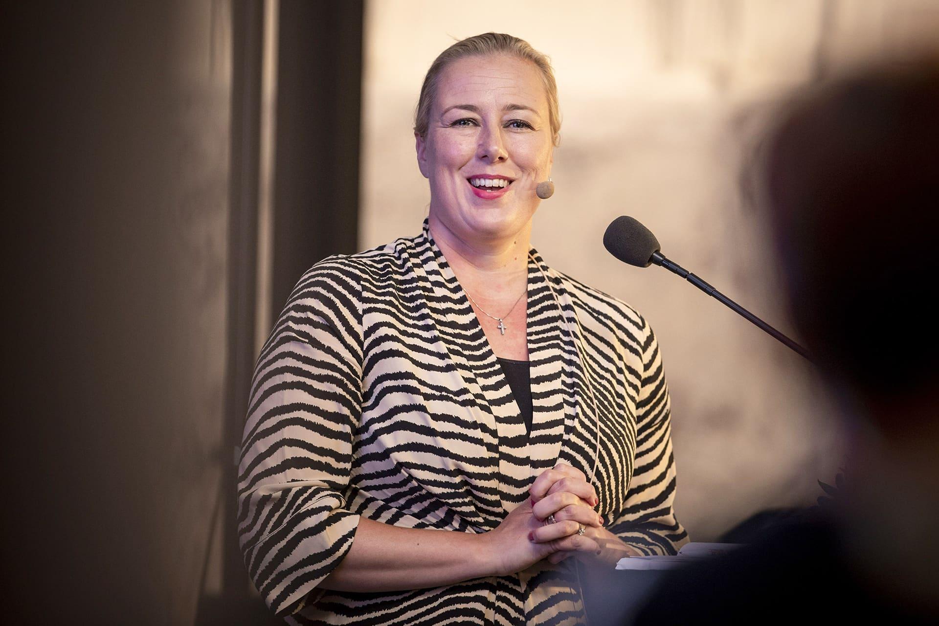 Komissaariehdokas Jutta Urpilainen oli eduskunnan suuren valiokunnan kuultavana Turun Eurooppa-foorumilla perjantaina 30. elokuuta