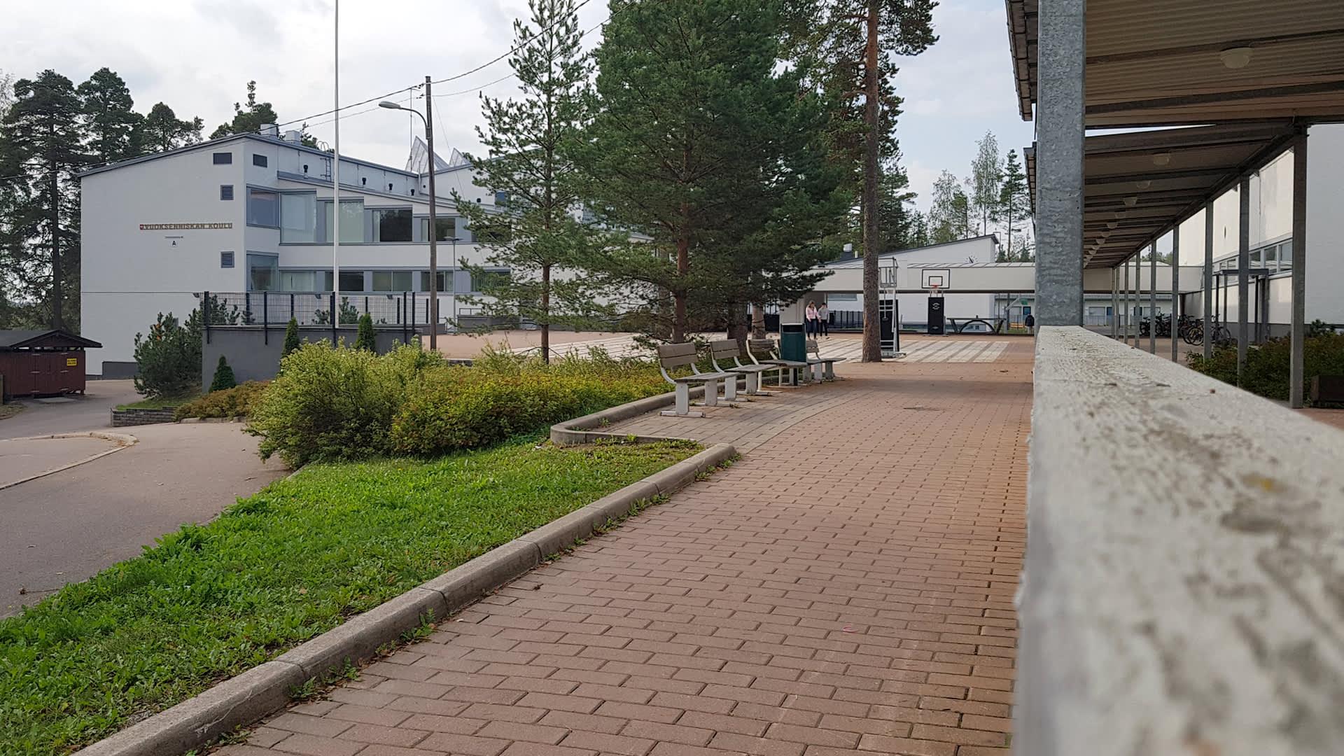 Vuoksenniskan koulu