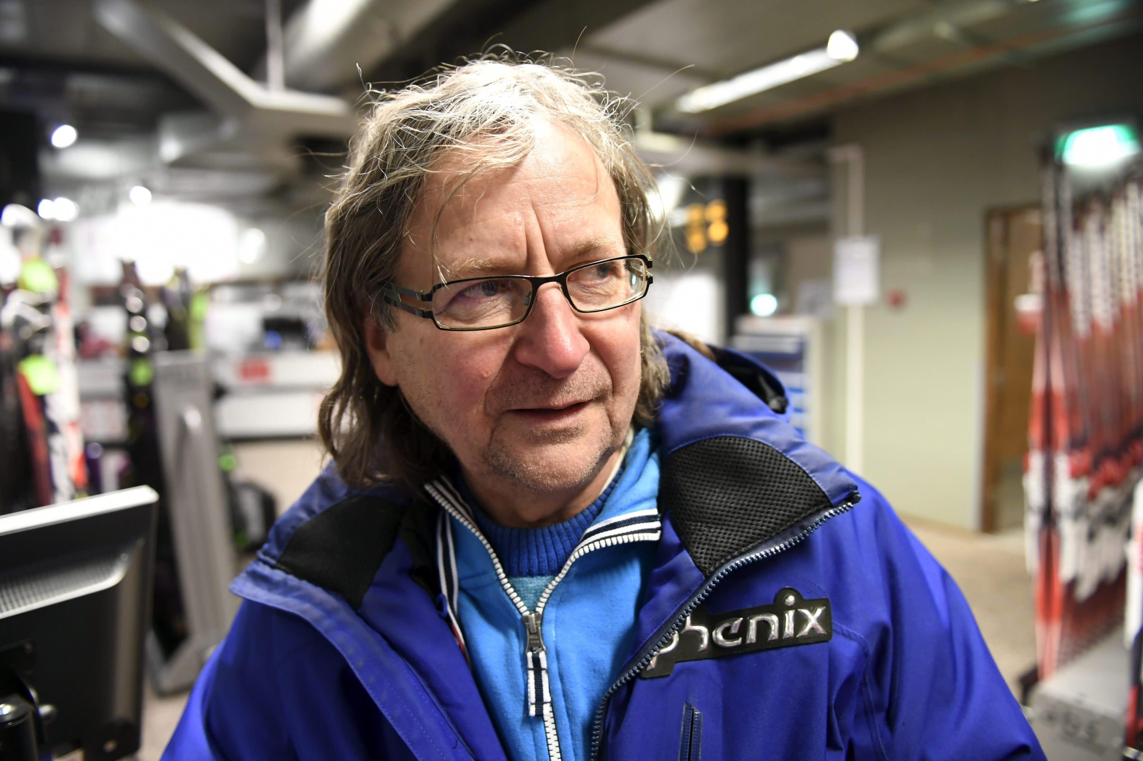 LEHTIKUVA Pekka Vähäsöyrinki