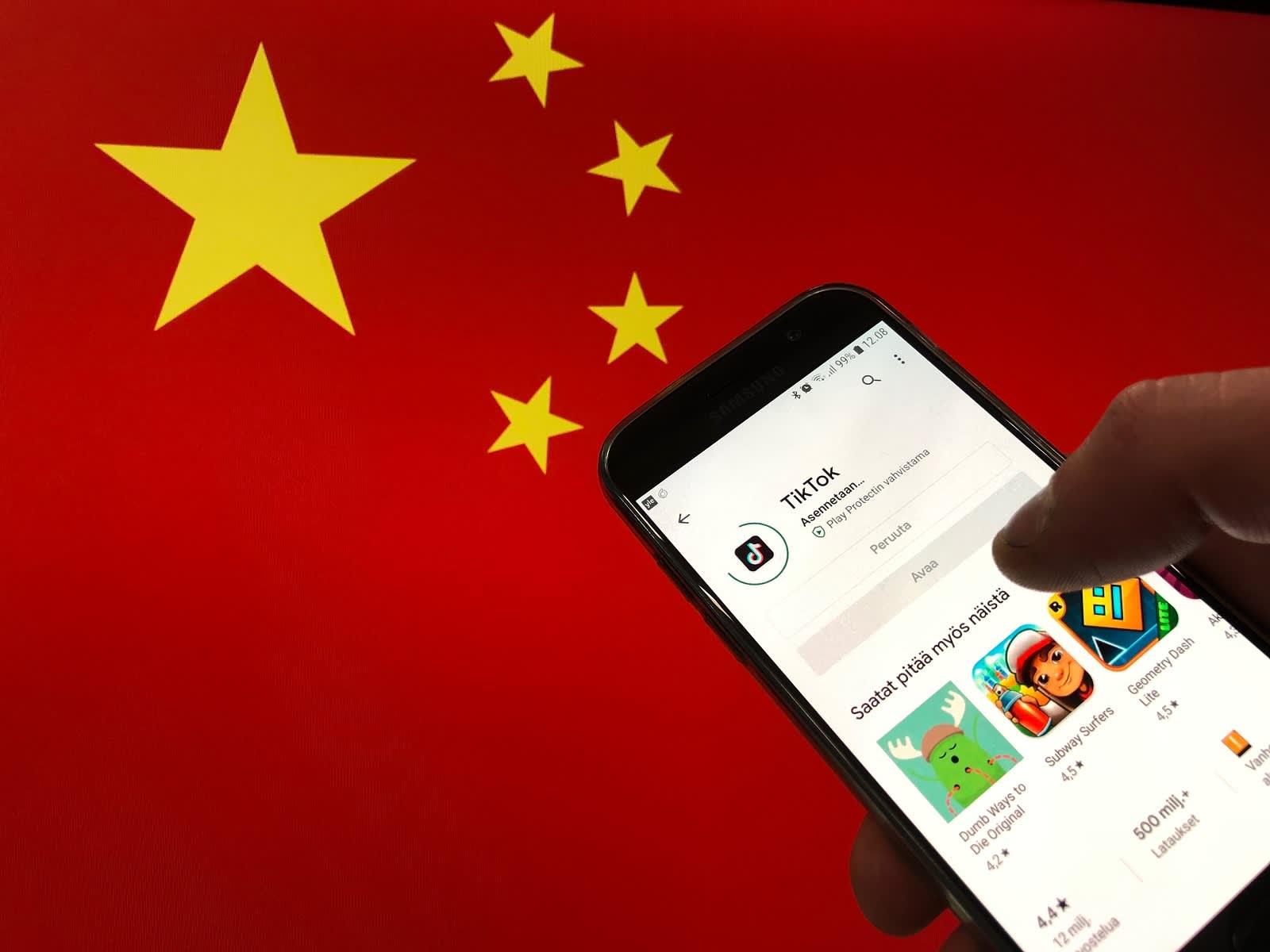 TikTok on kiinalaisen ByteDance-yhtiön palvelu, jonka suosio kasvaa nopeasti.