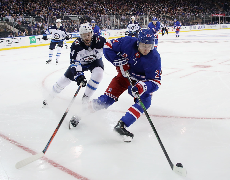 Kaapo Kakko NHL-avausottelu