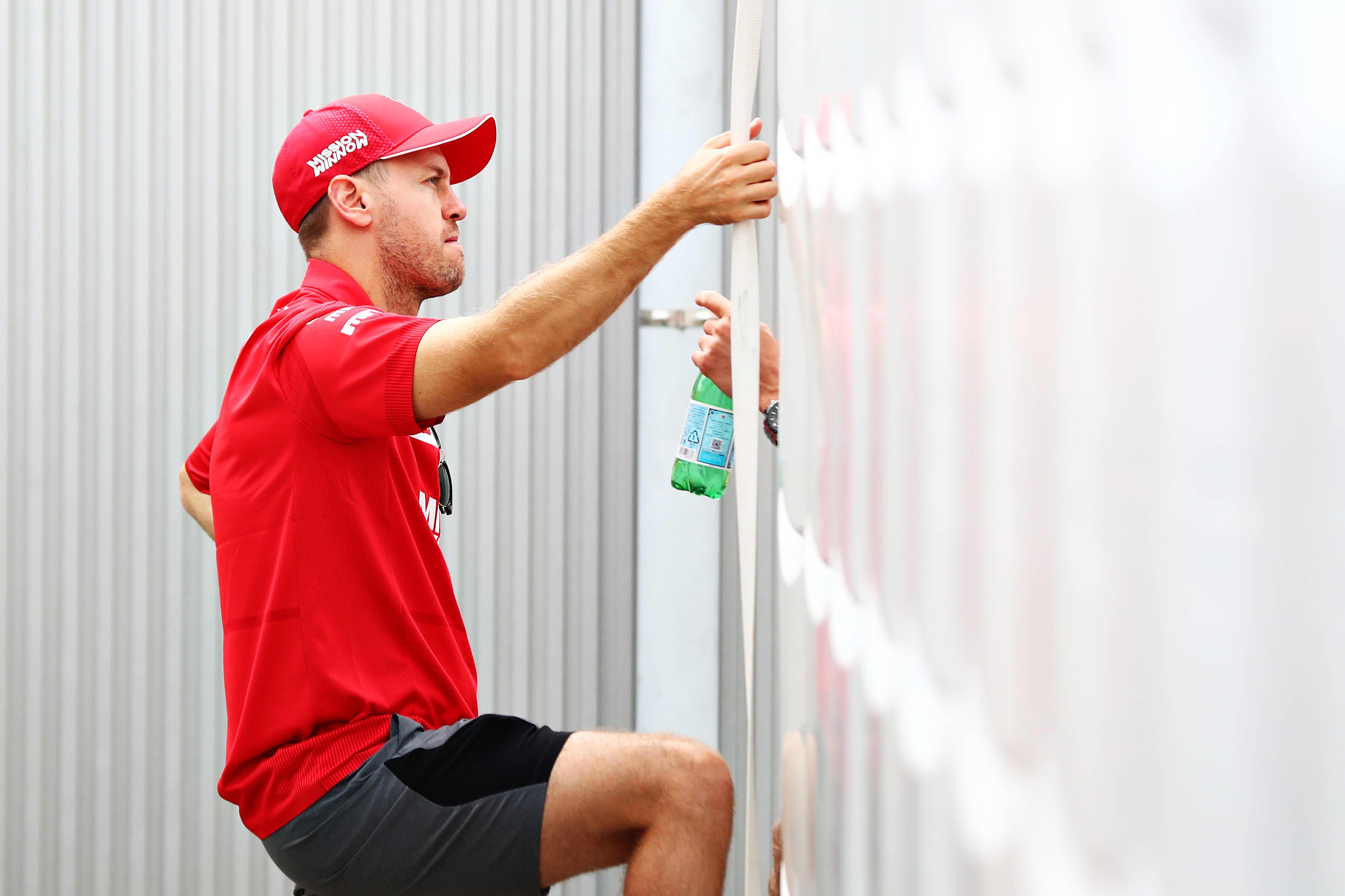 Sebastian Vettel, Japani 2019