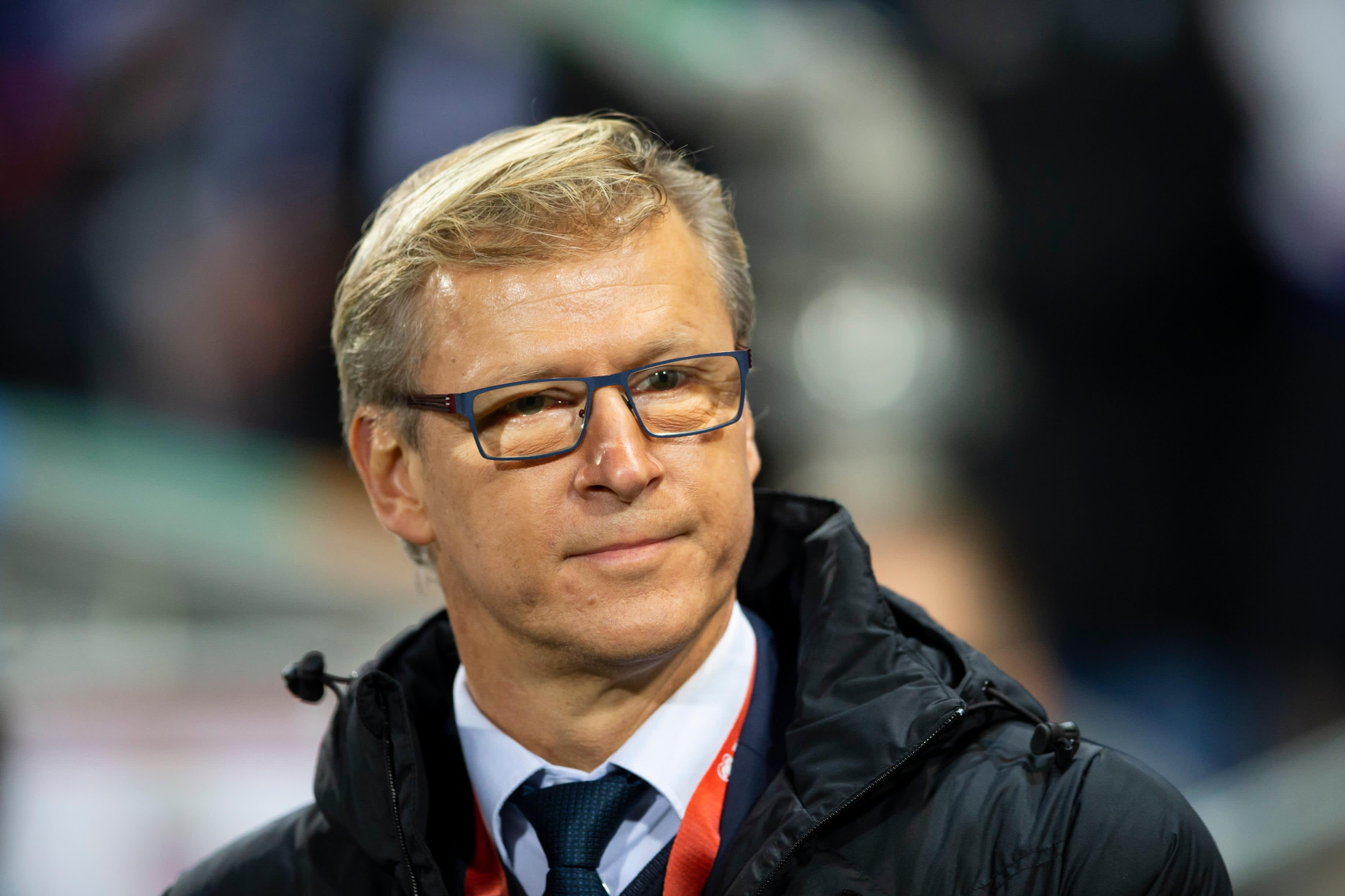 Markku Kanerva lähikuvassa.