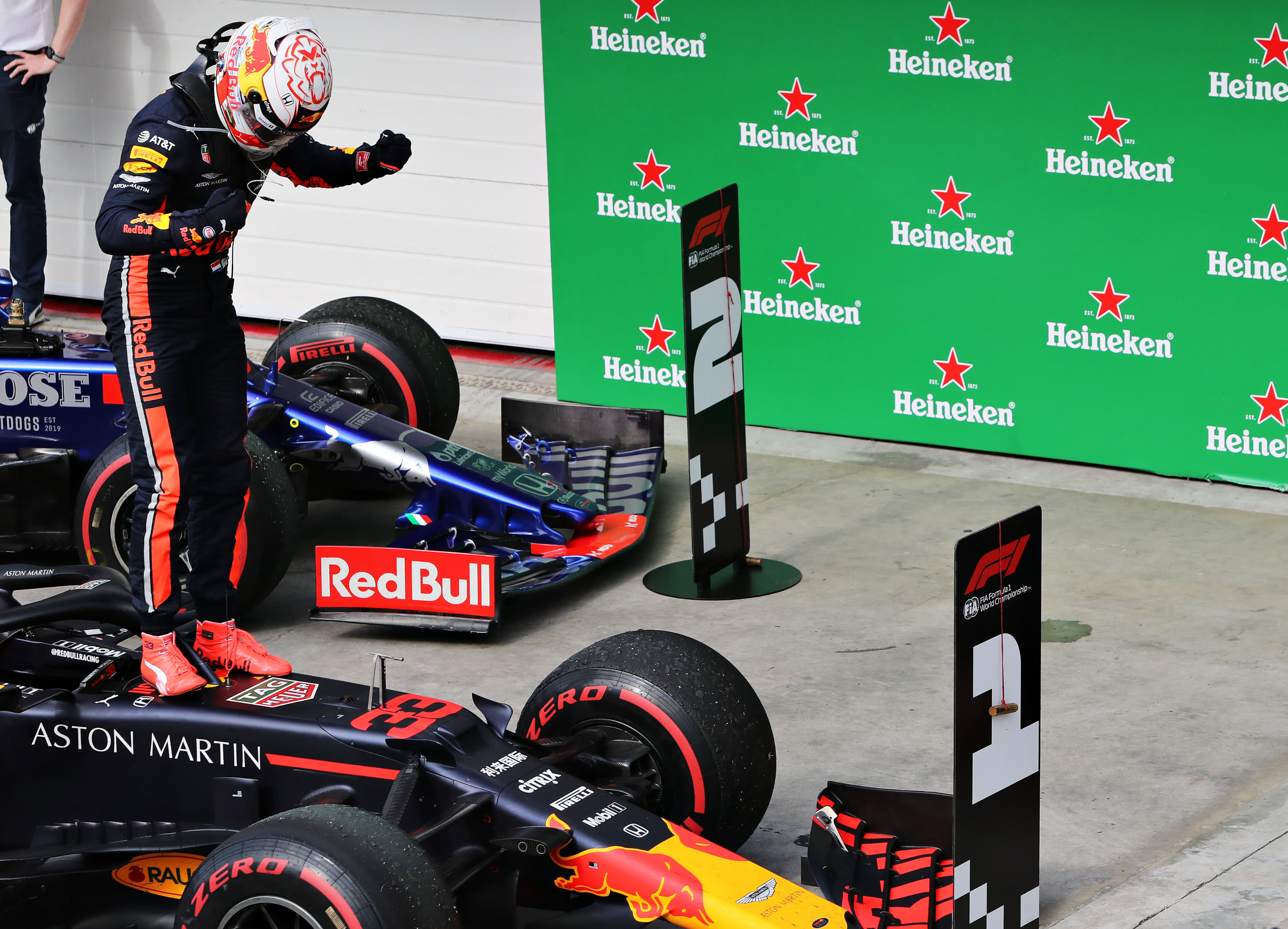 Max Verstappen, Brasilia 2019