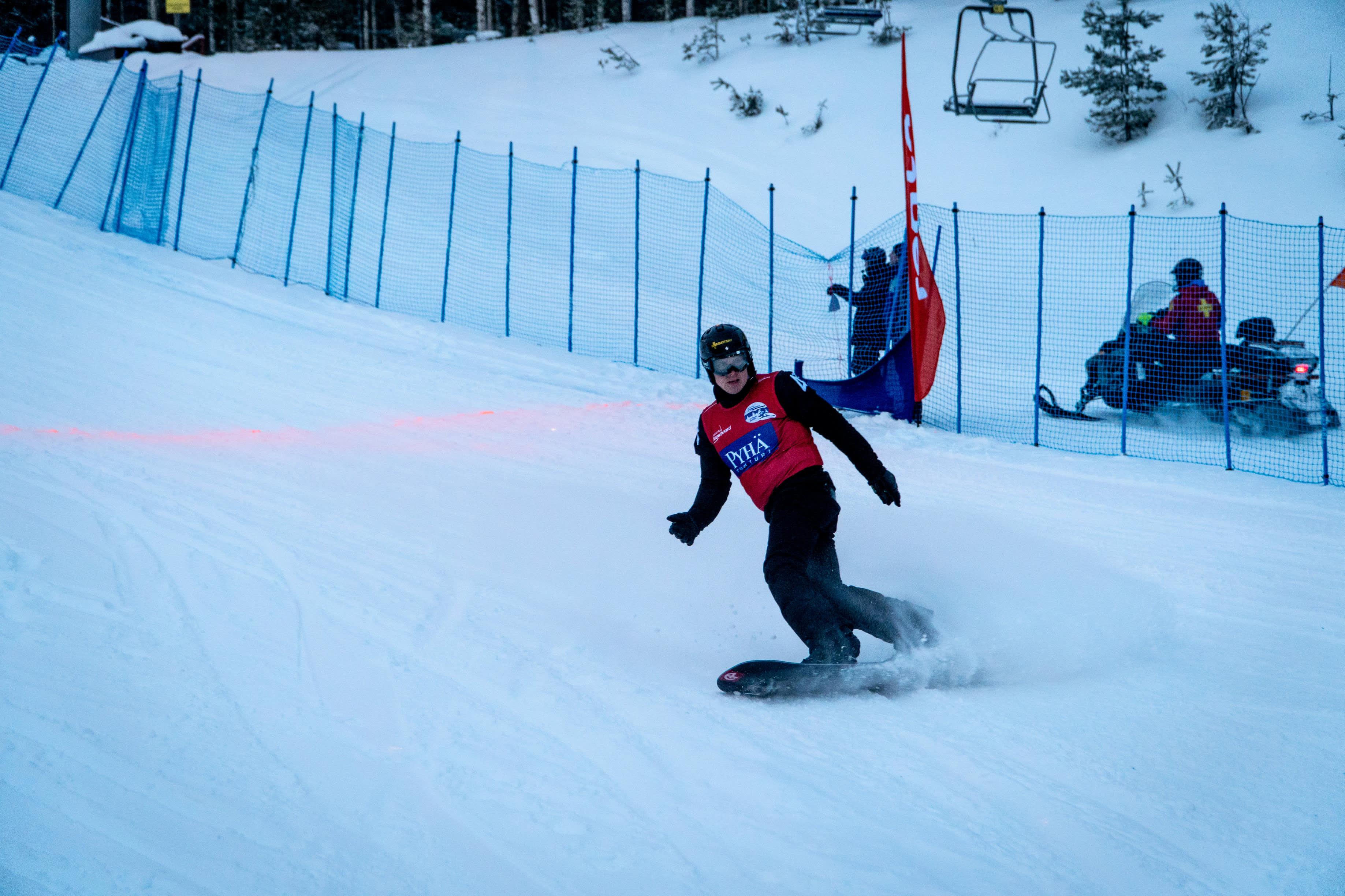 Matti Suur-Hamari Pyhä 2019 maailmancup