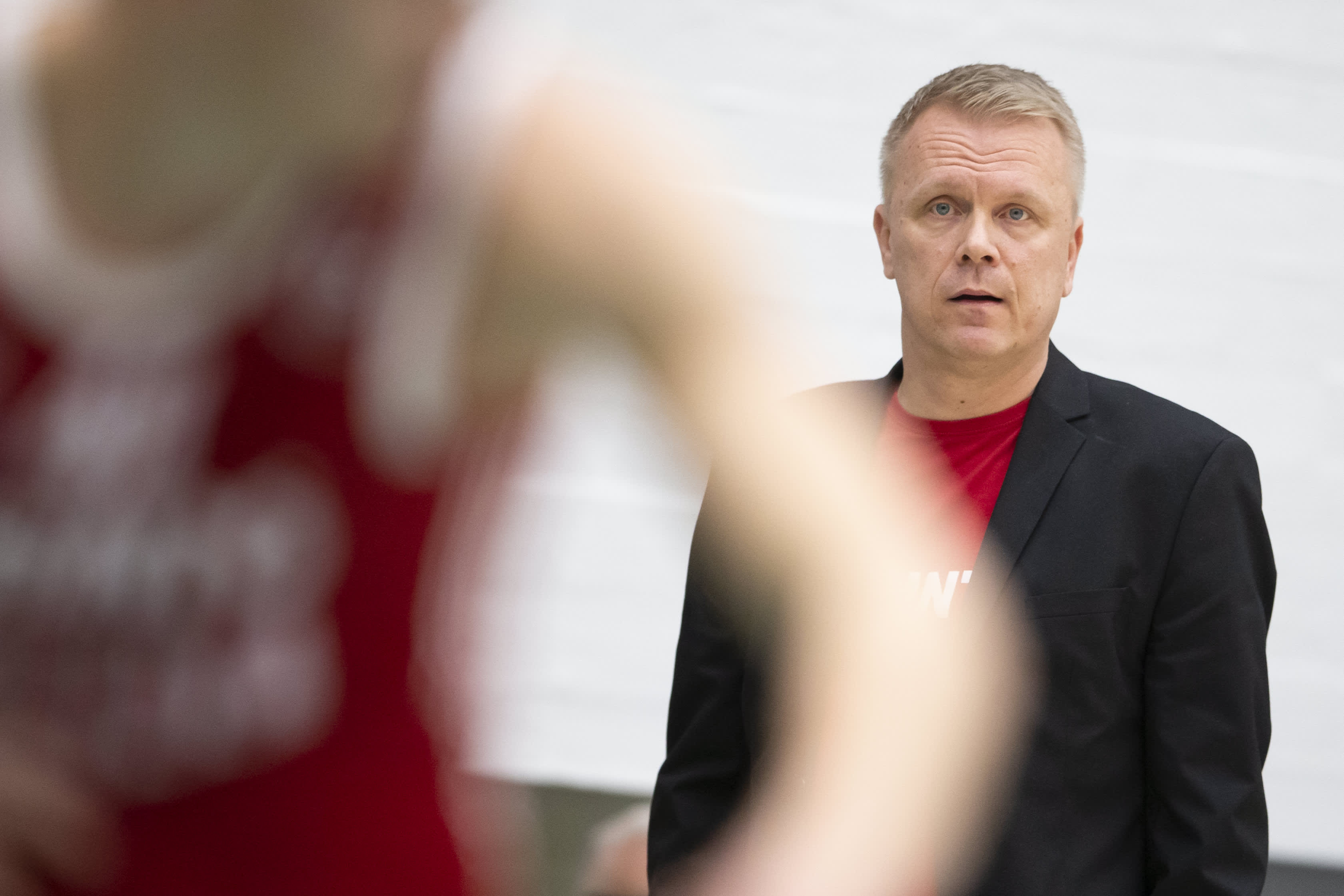 Vilppaan päävalmentaja Sami Toiviainen.