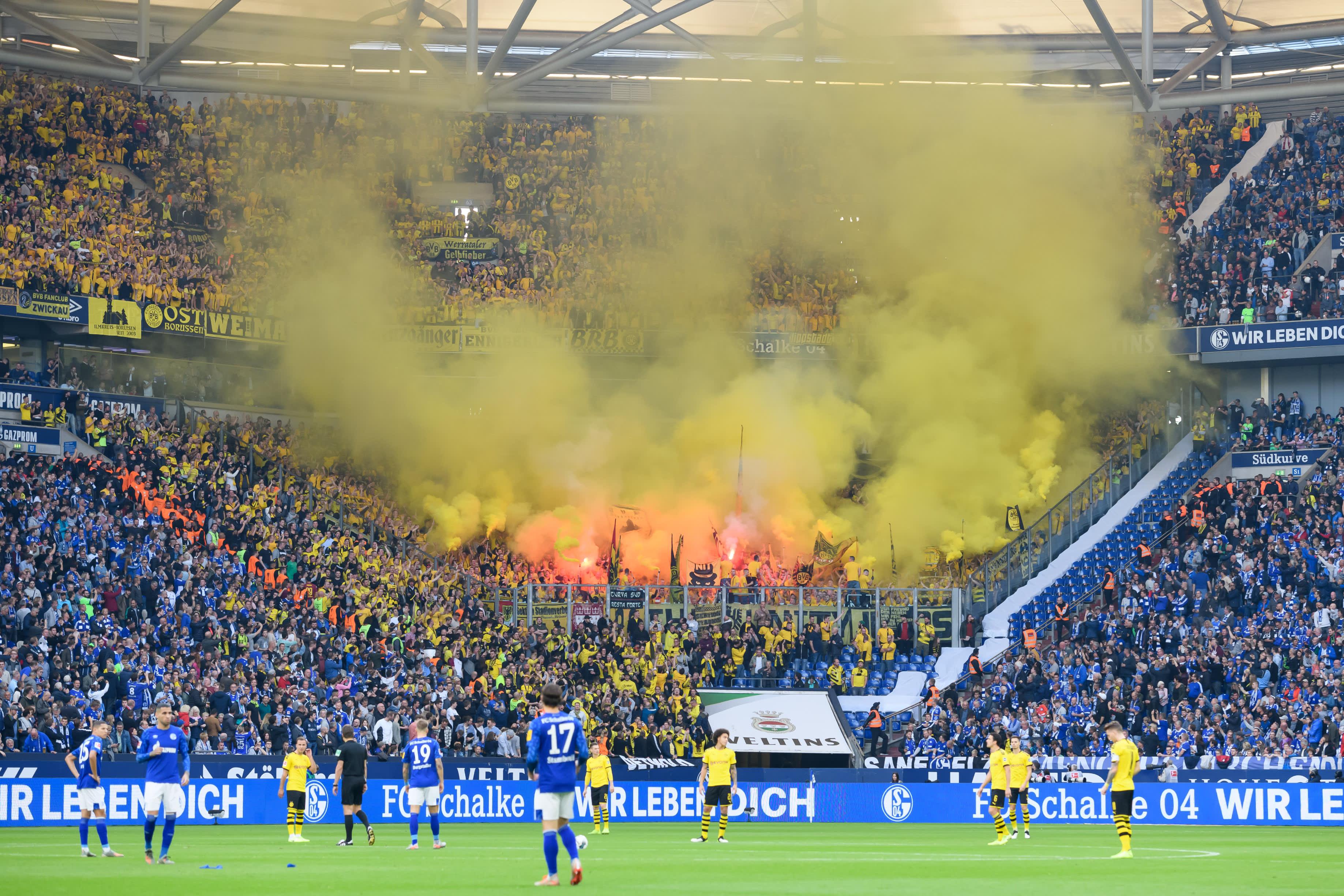 Schalke Dortmund