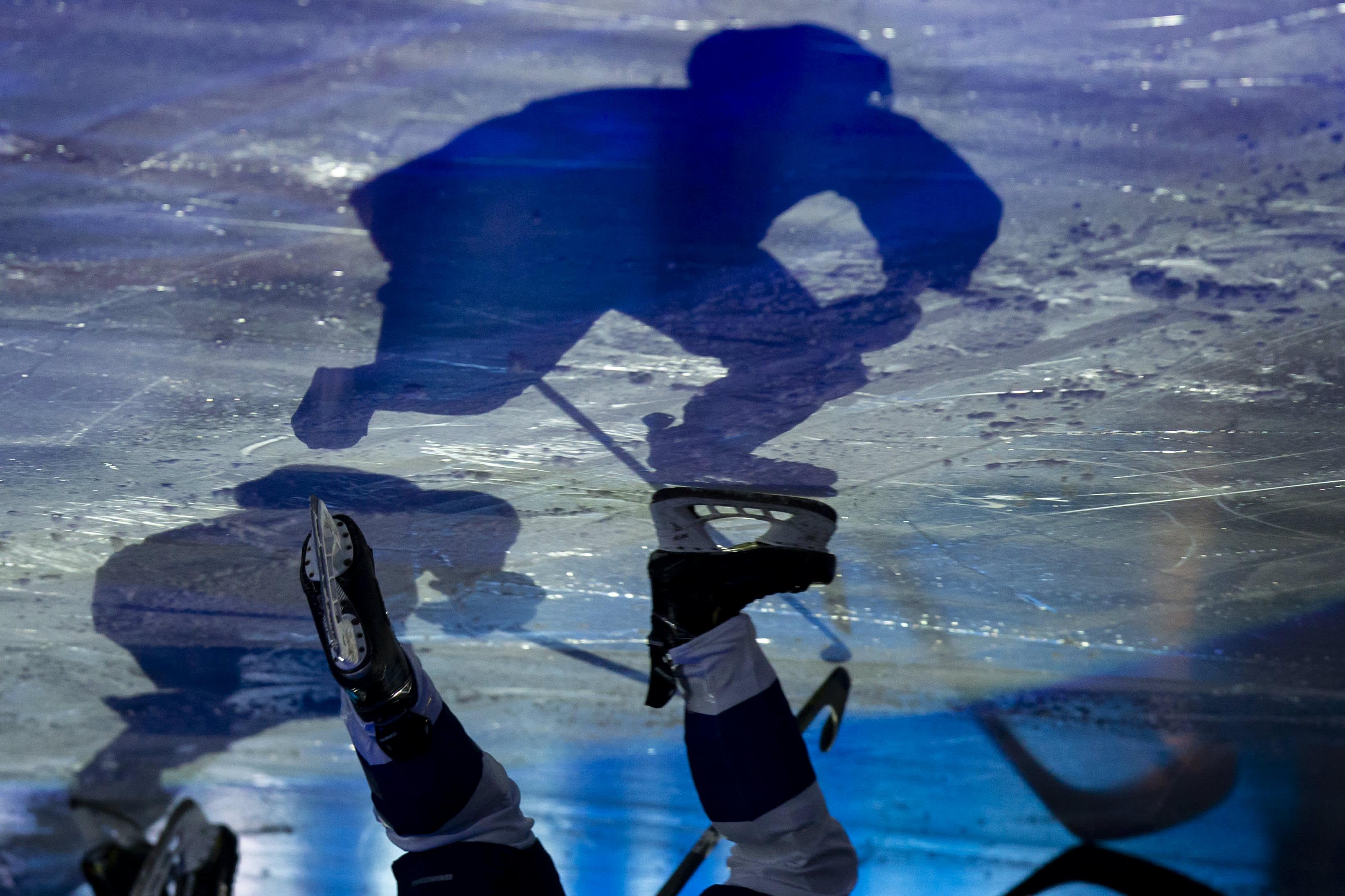 Jääkiekko, kuvituskuva