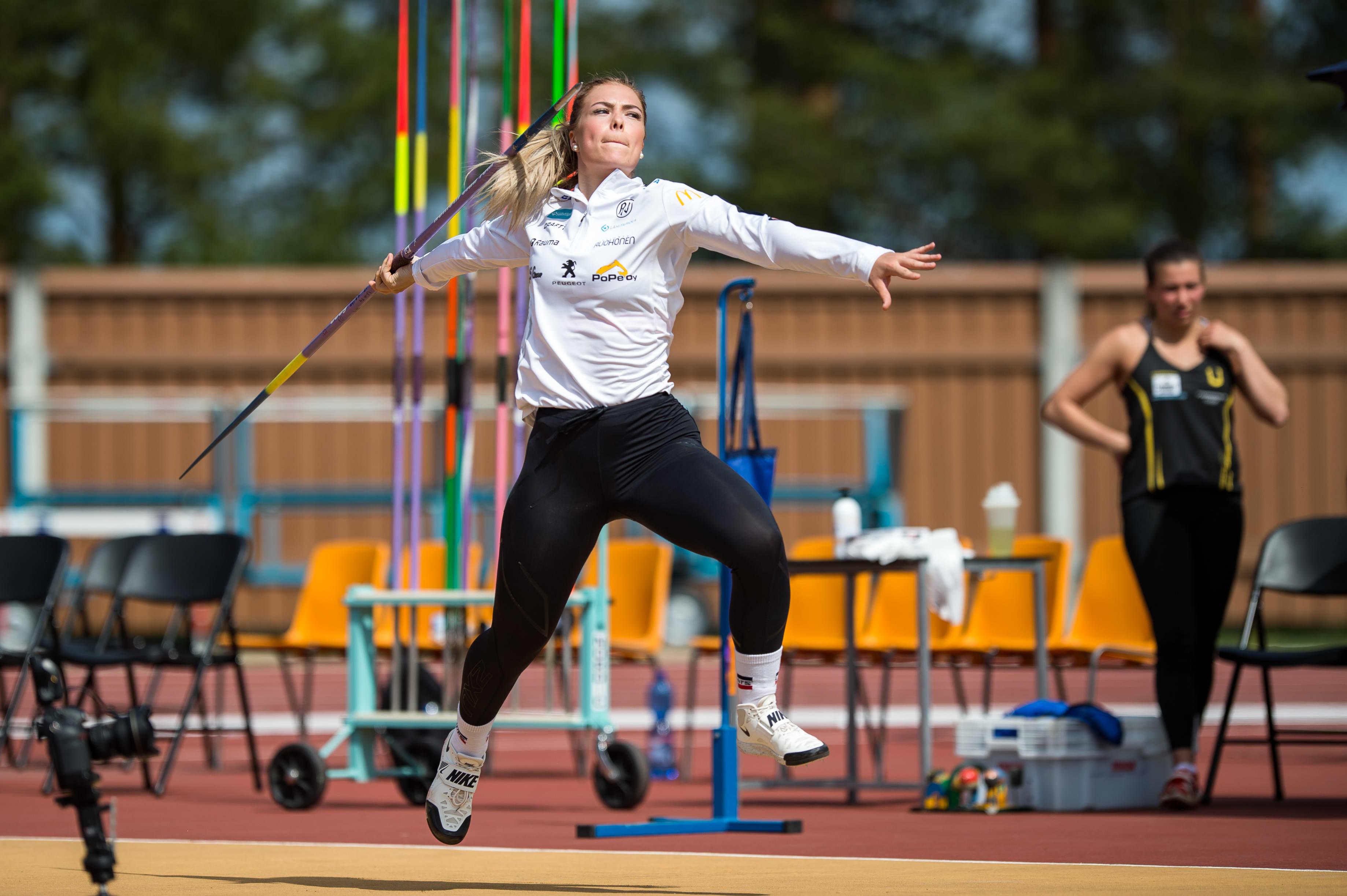 Julia Valtanen, Jyväskylä 1.6.2020