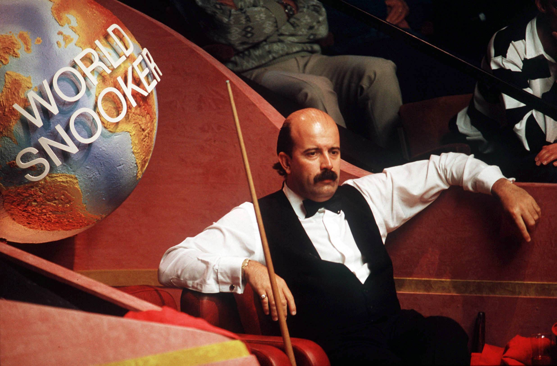 Willie Thorne jätti snookeriin lähtemättömän jäljen.