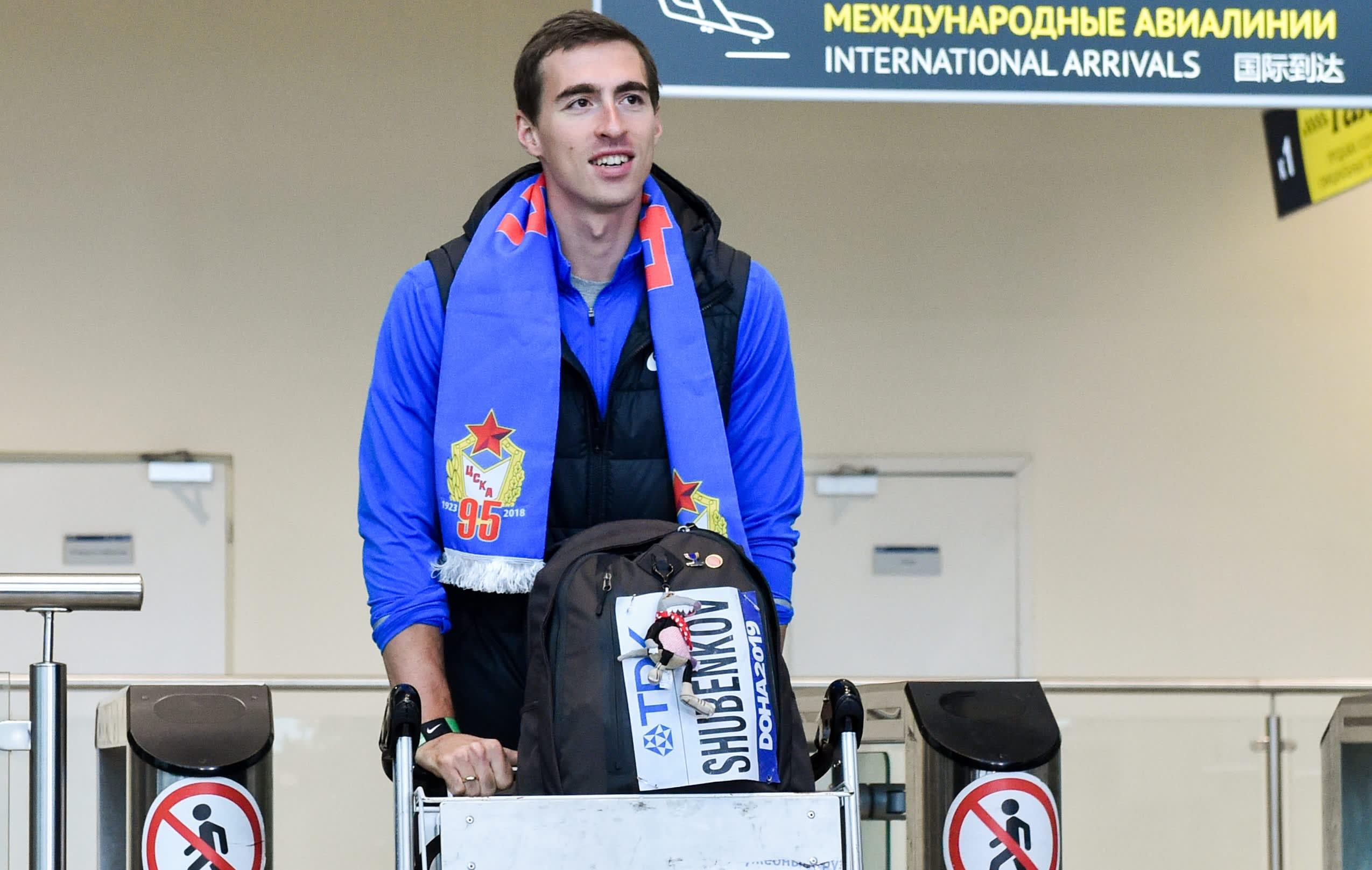 Sergei Shubenkov valittiin alkuvuodesta vuosikymmenen parhaaksi miesten pika-aituriksi.