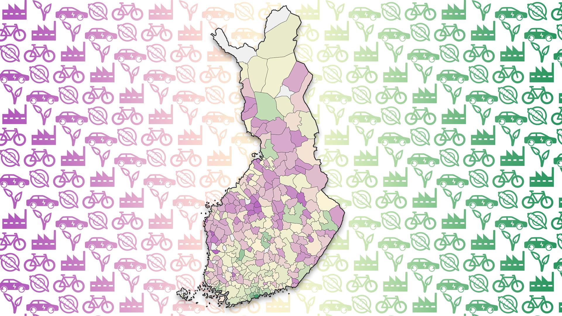 Suomen vihrein kunta
