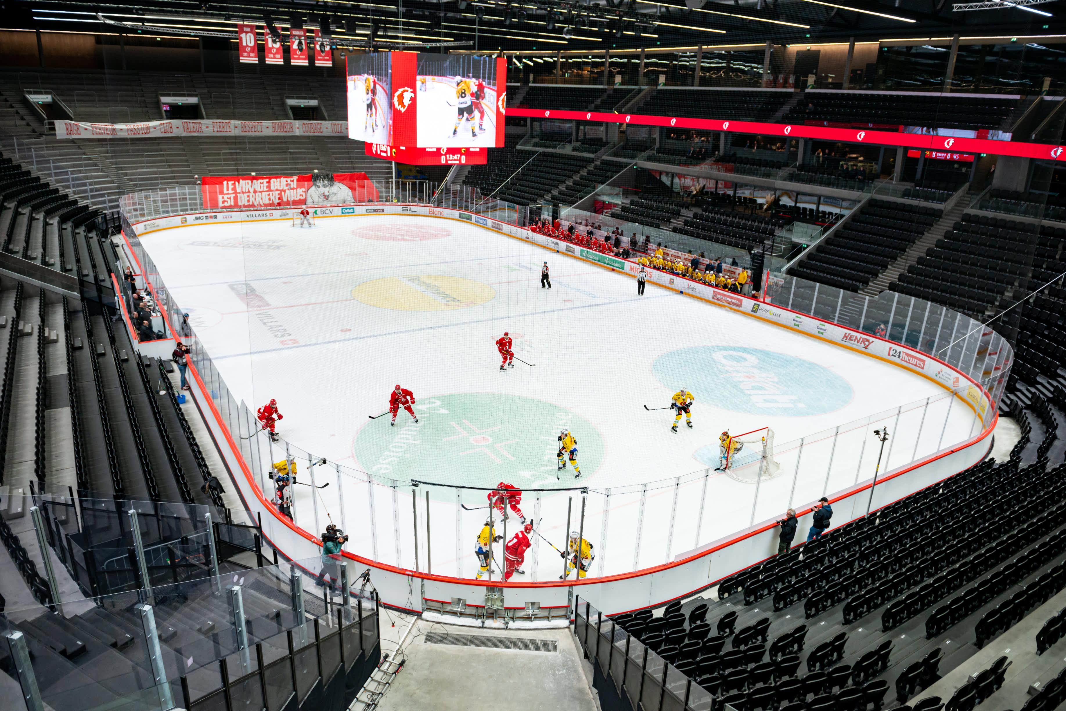 Lausanne, Vaudoise Arena