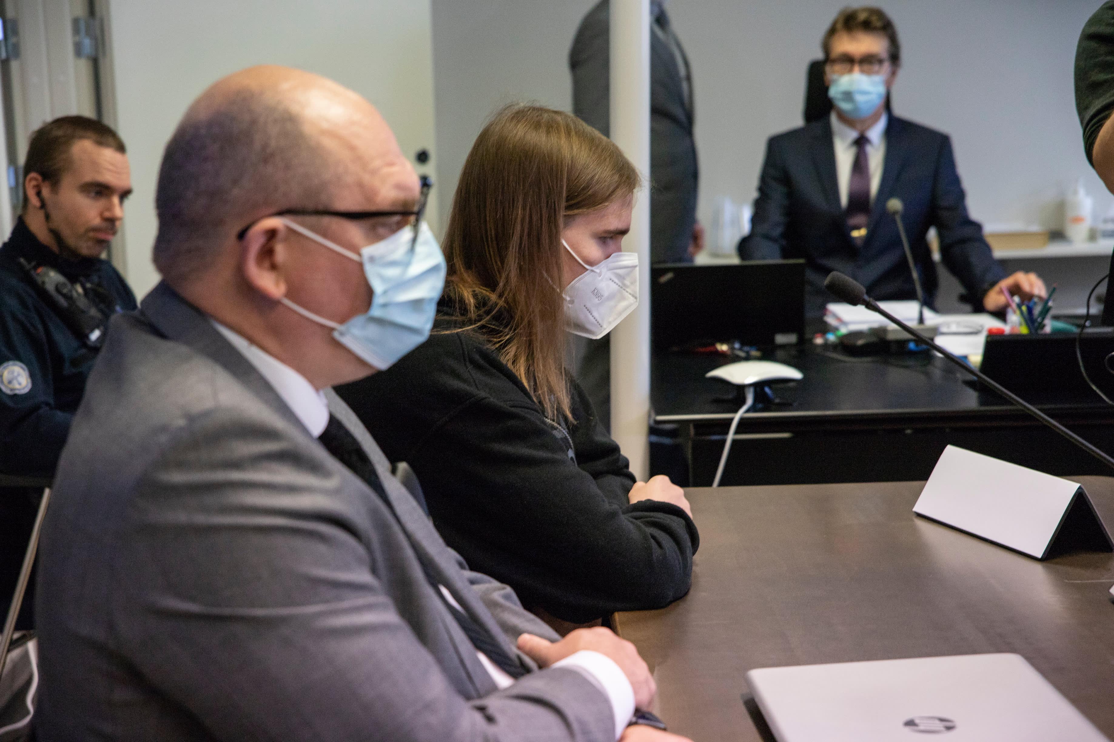 Kuopion koulusurma syytetty