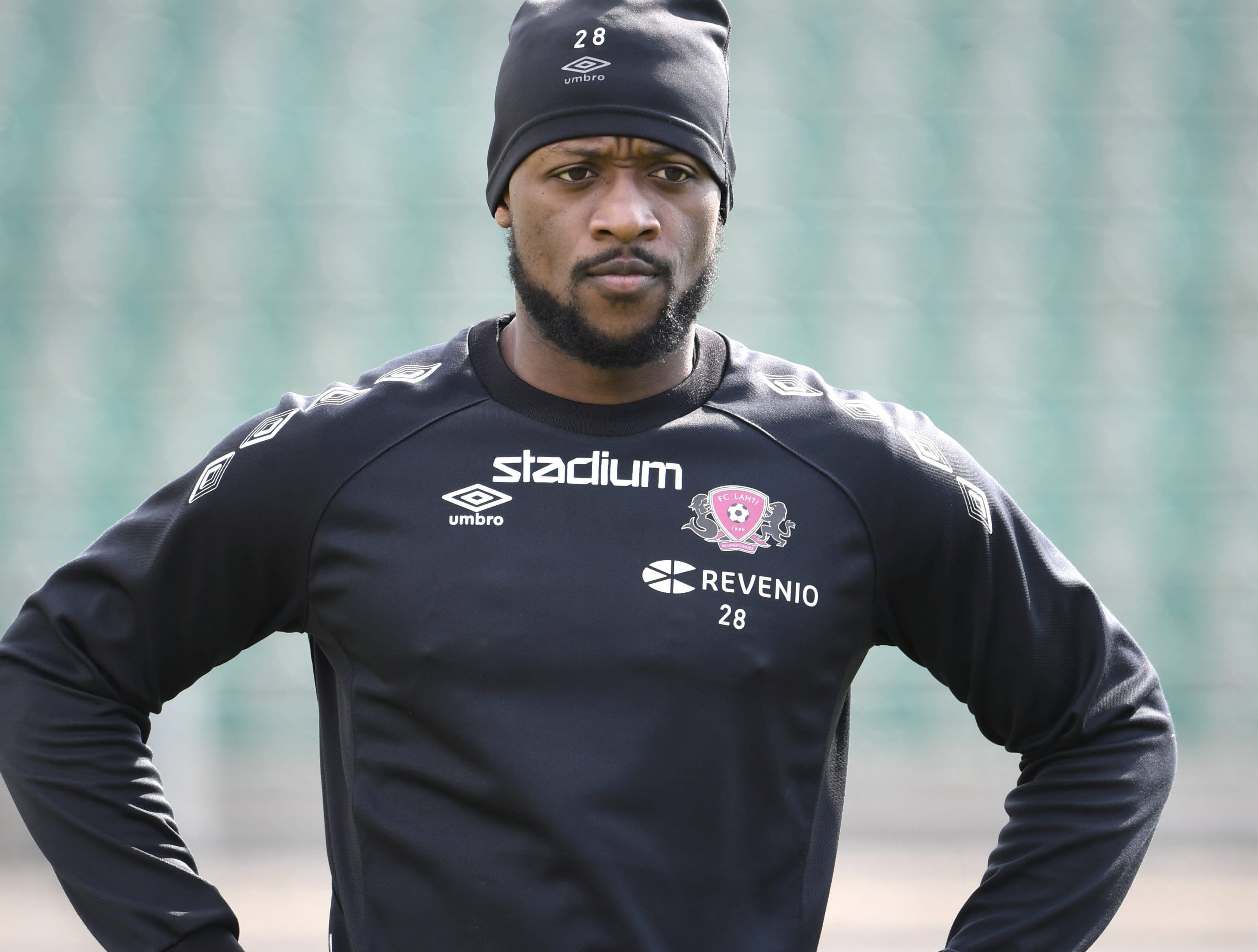 FC Lahden Dimitry Imbongo