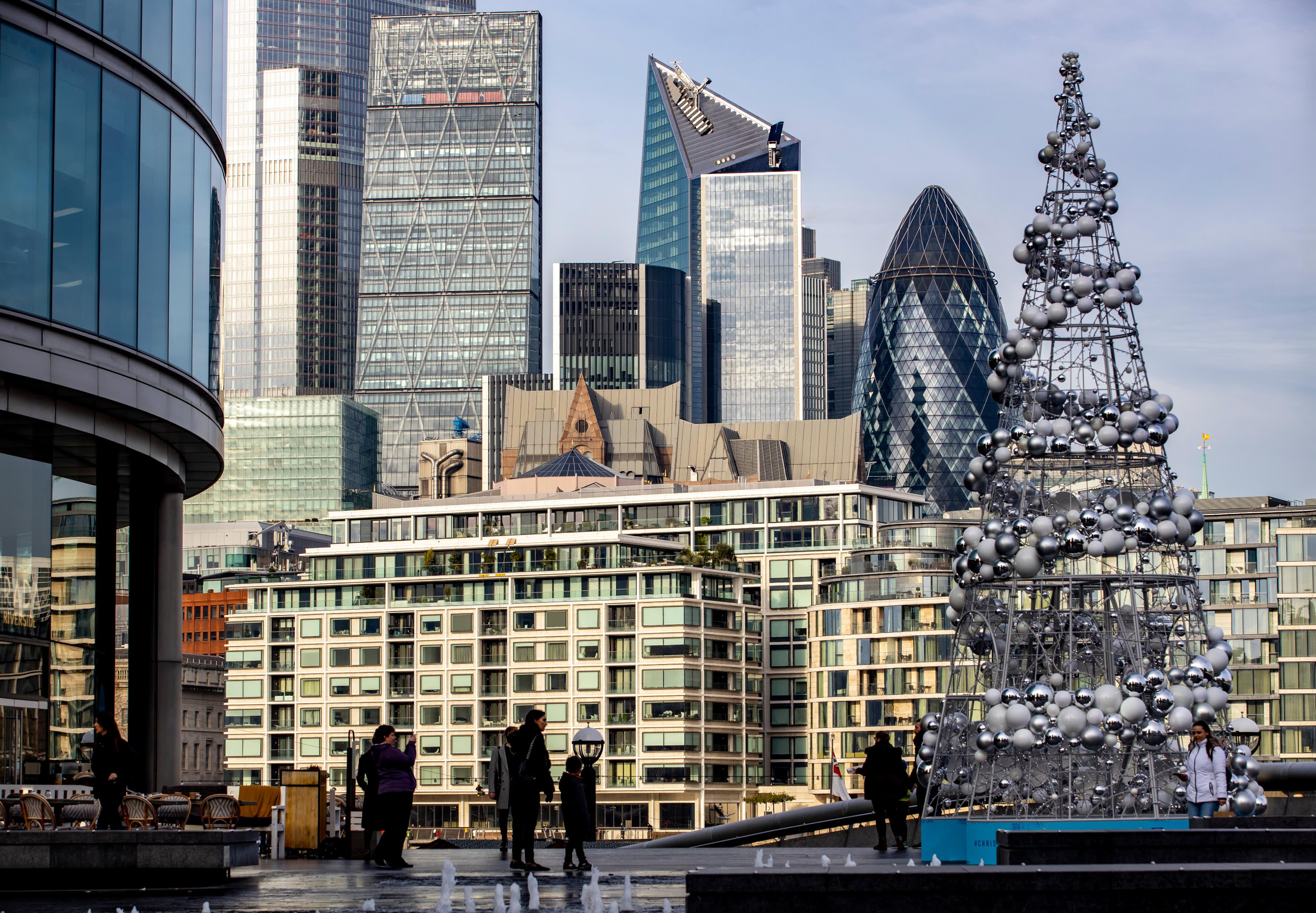 Lontoon City