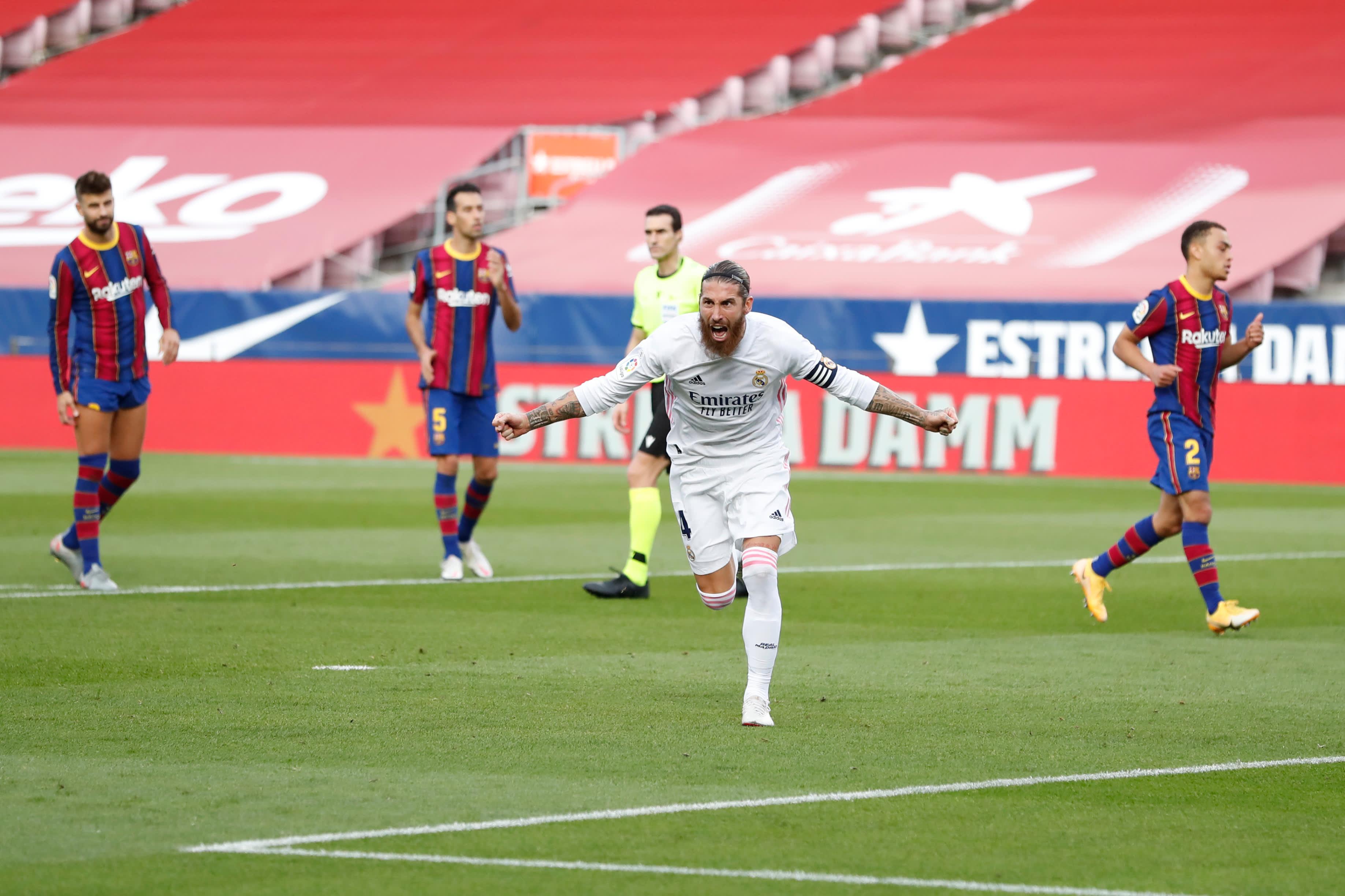 Sergio Ramos 24102020