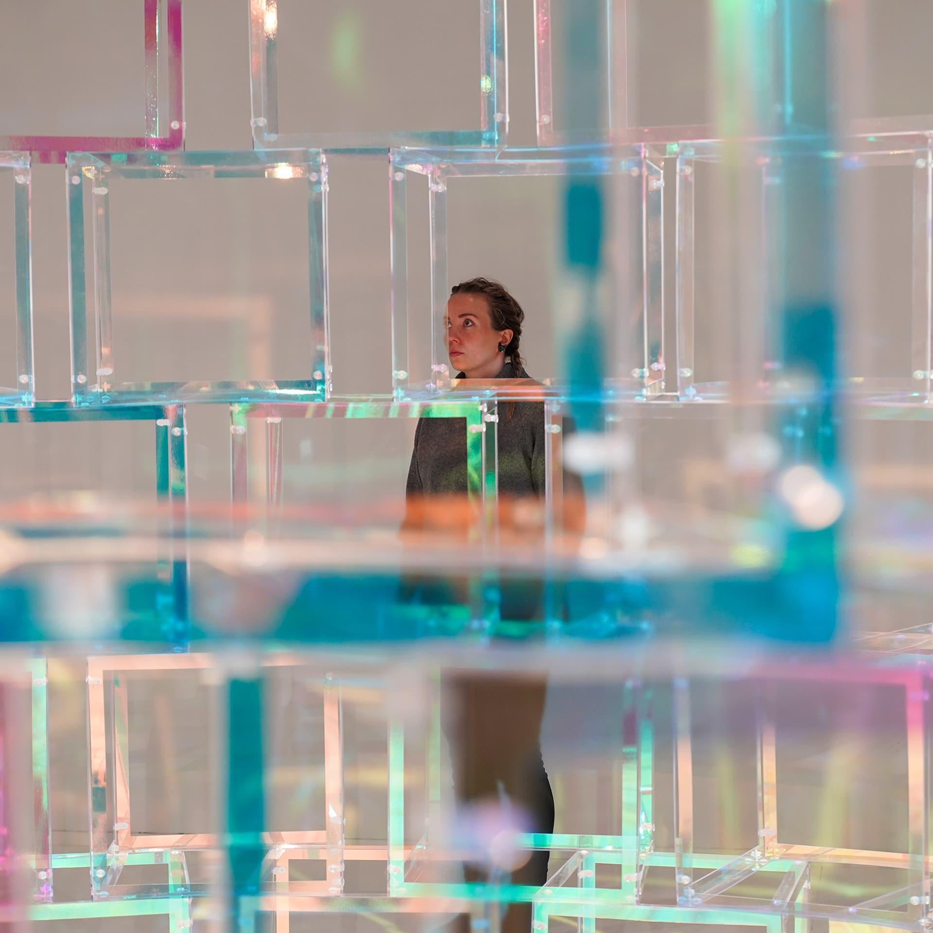 Liz West, Hyvinkään taidemuseo