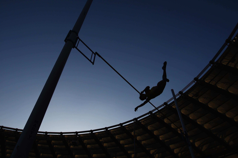 Seiväshyppyä Stadio Olimpicolla