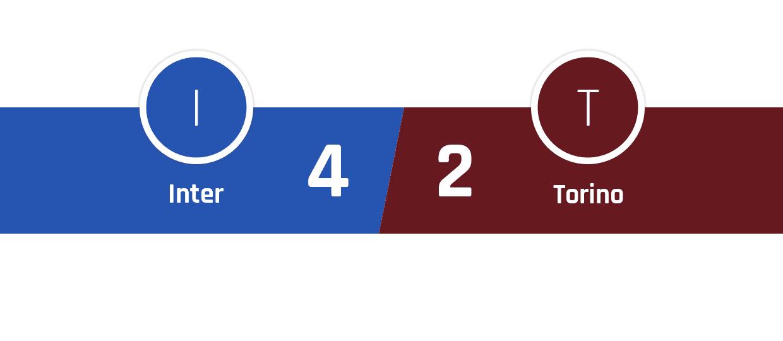 Inter - Torino 4-2