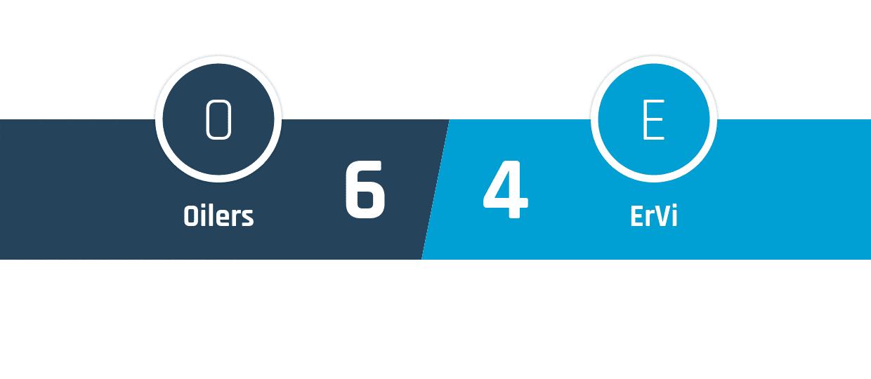 Oilers - EräViikingit 6-4