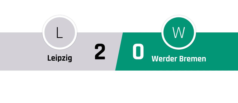 Leipzig - Werder Bremen 2-0