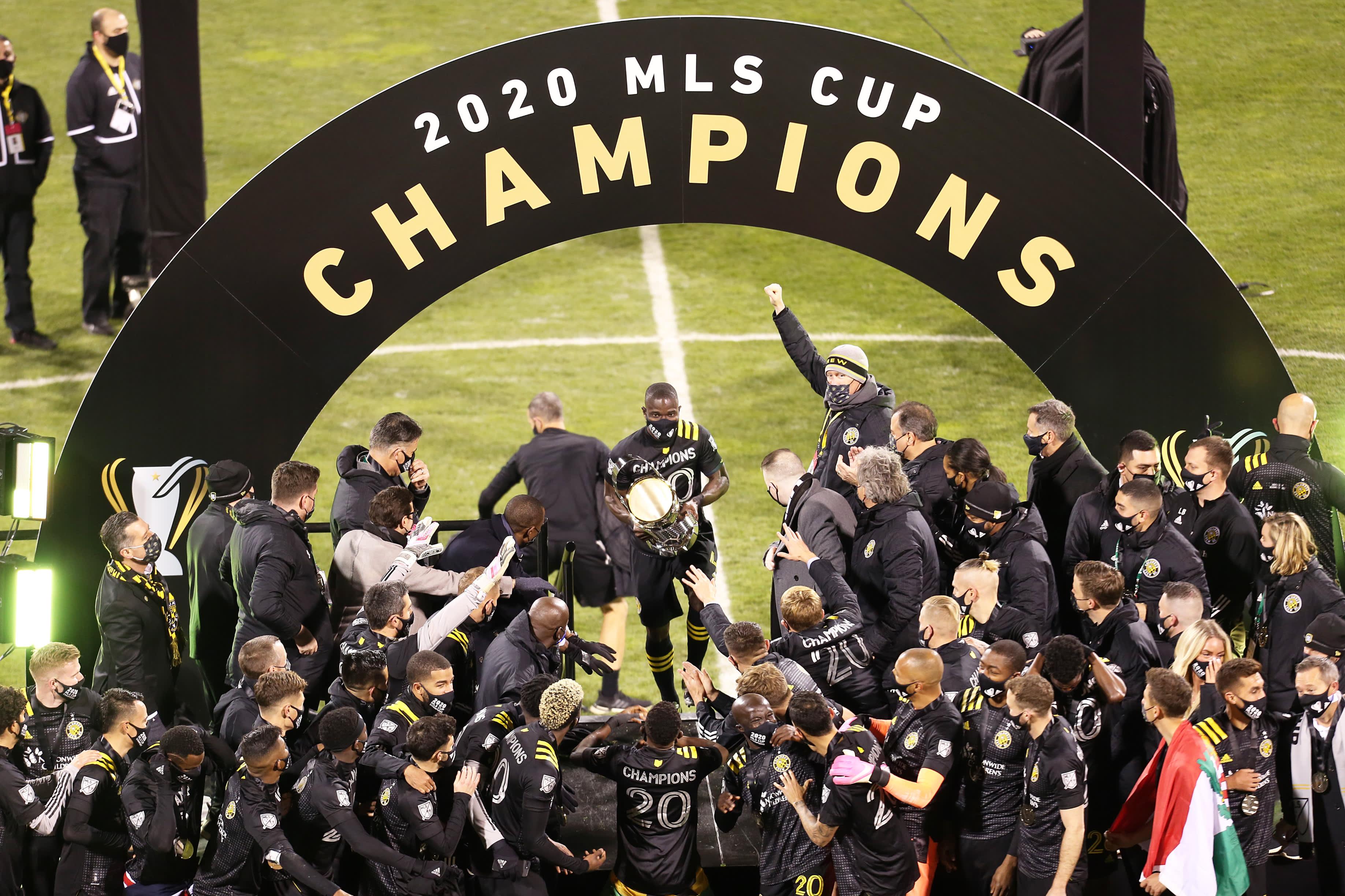 MLS Columbus Crew