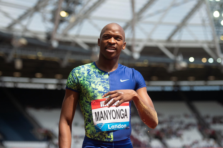 Luvo Manyonga