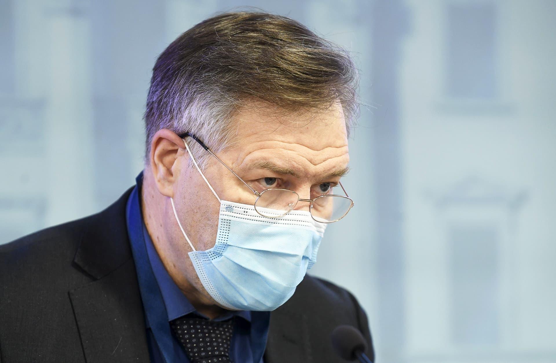 Valtiovarainministeriön kansliapäällikkö Juha Majanen