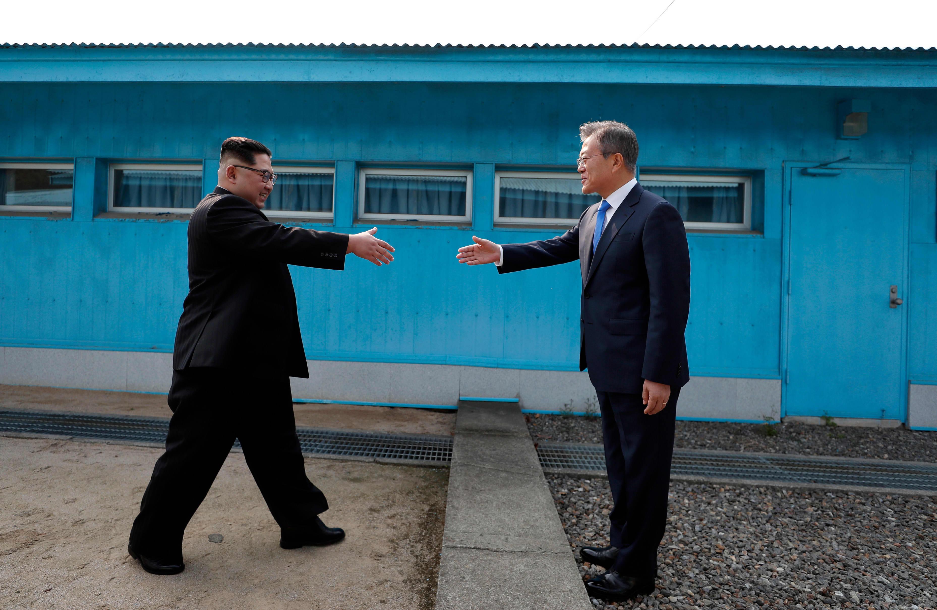 Koreoiden johtajat