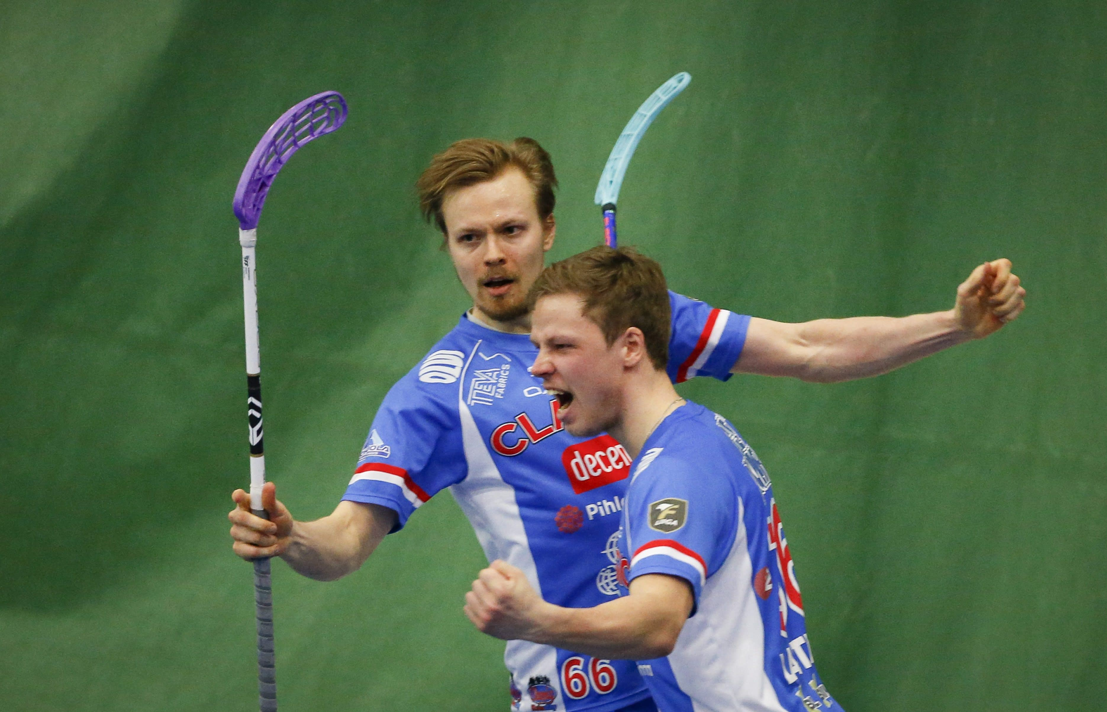 Mikko Leikkanen ja Ville Lastikka