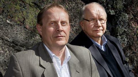 Jouko Vuolle ja Arto Teronen